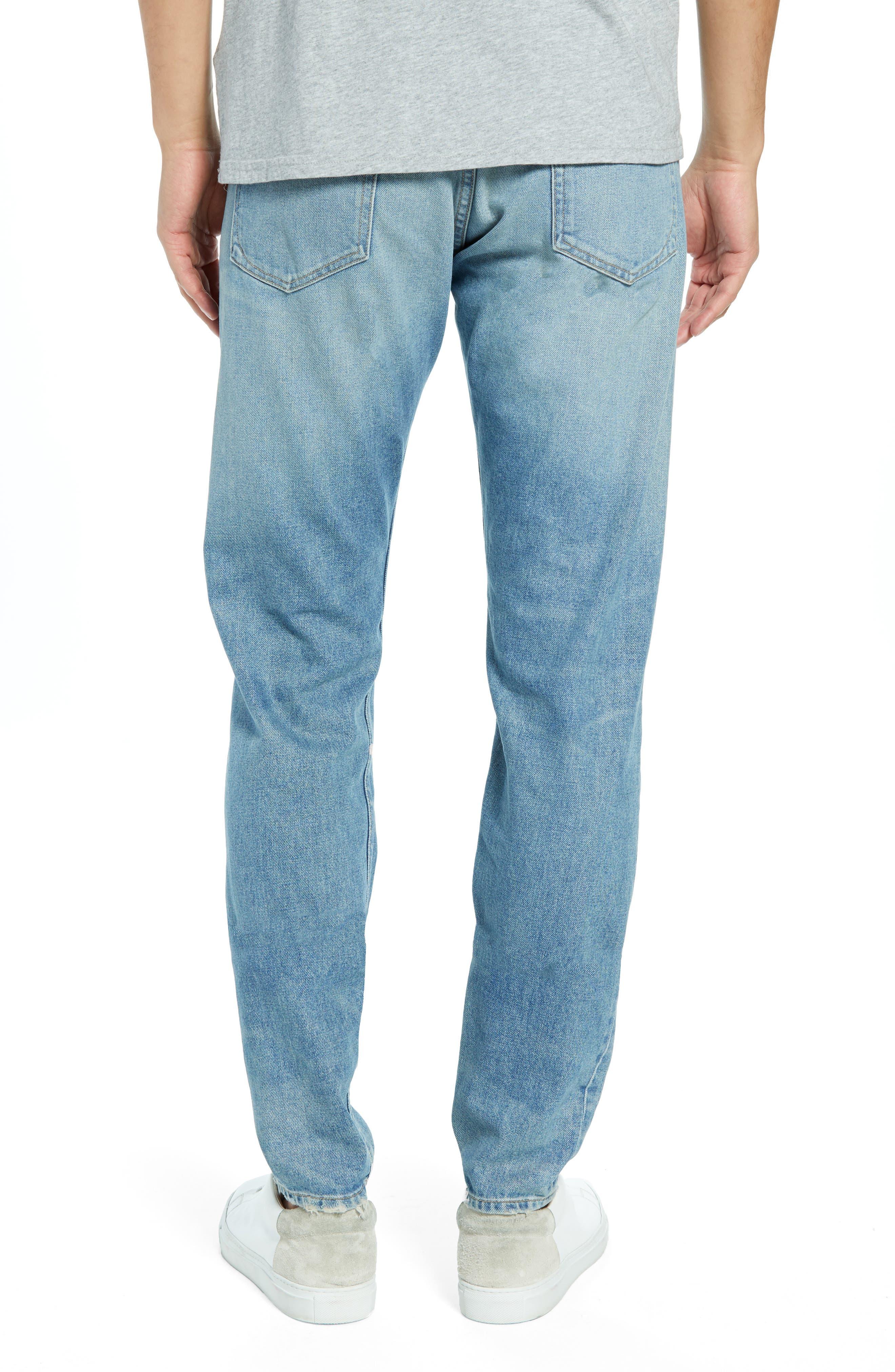 Fit 1 Skinny Fit Jeans,                             Alternate thumbnail 2, color,                             JAMIE