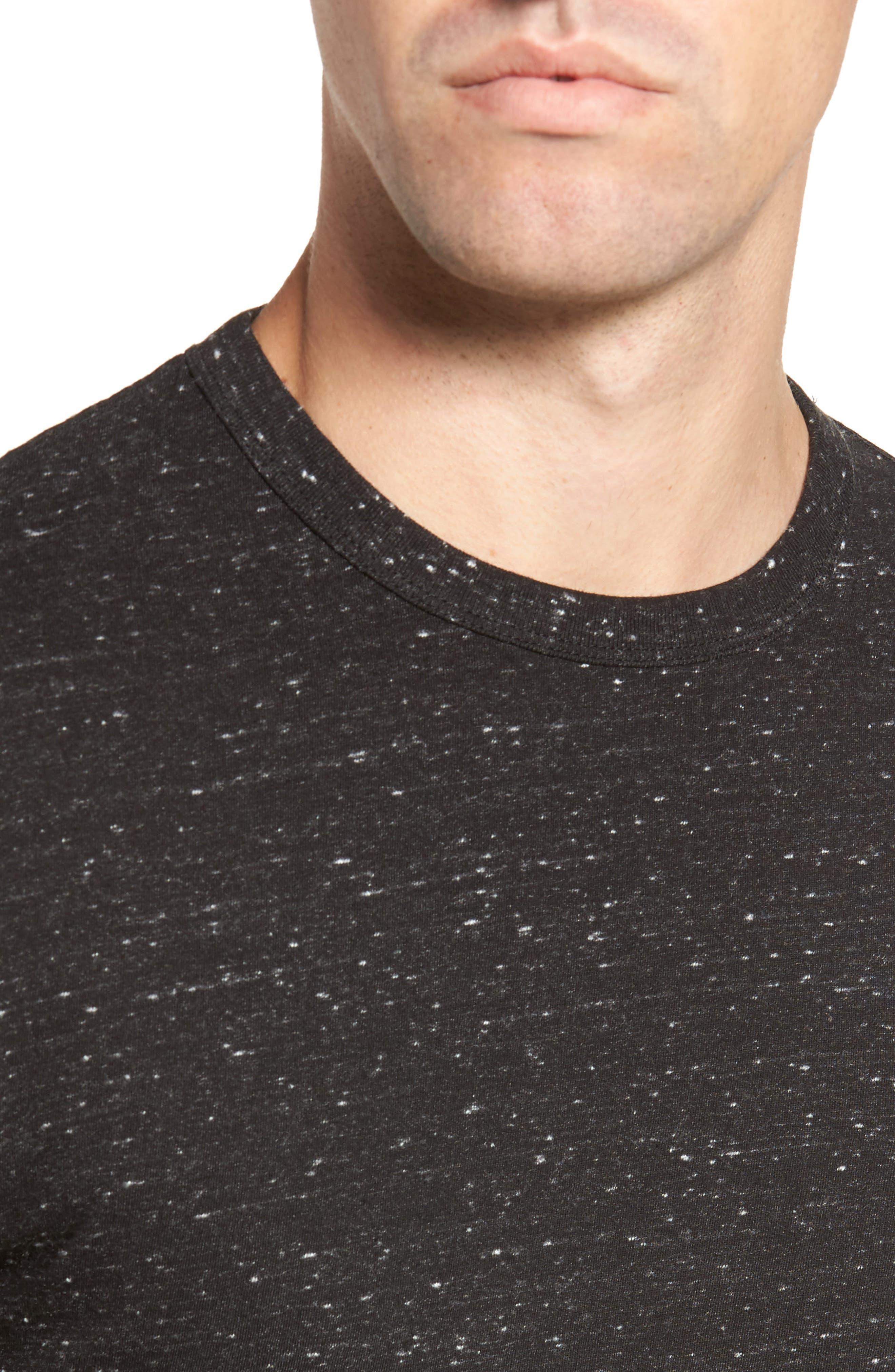 Granite Grindle Slim Fit T-Shirt,                             Alternate thumbnail 4, color,                             001