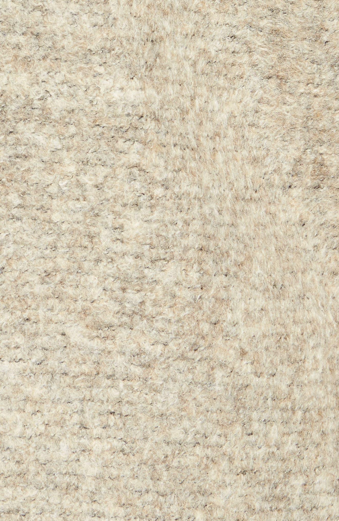 Gunner Wool Blend Jacket,                             Alternate thumbnail 6, color,                             270