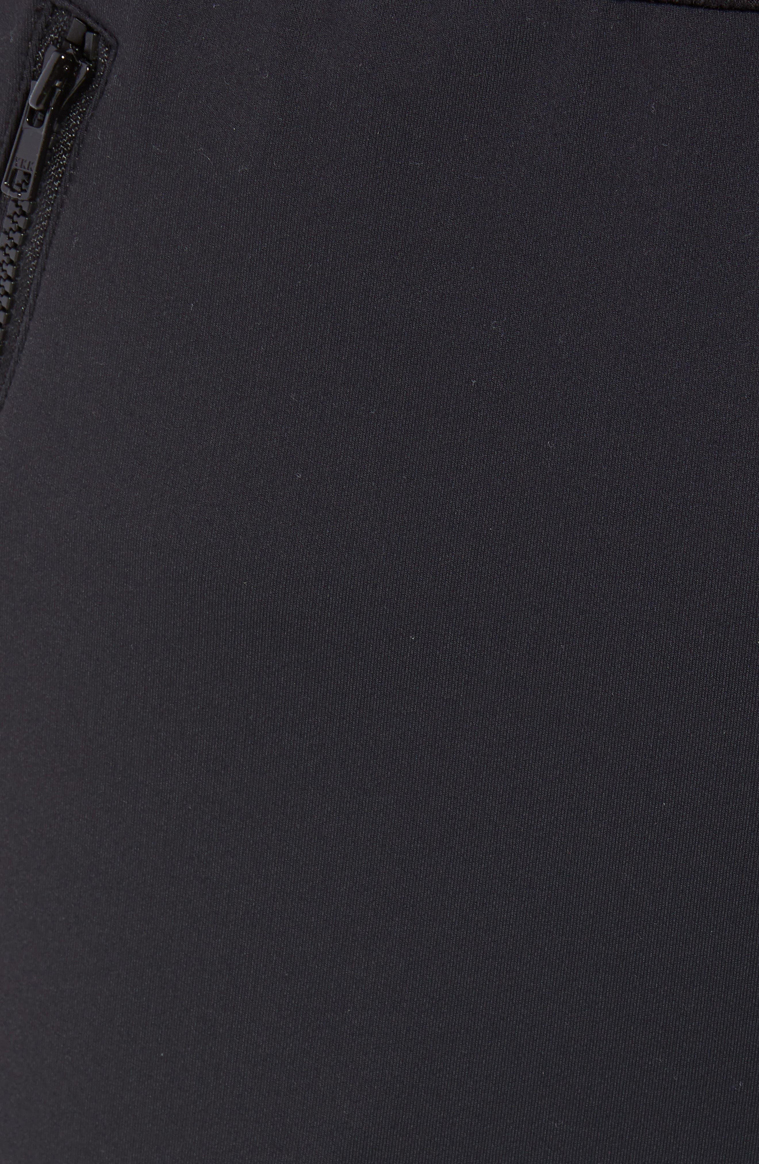 Technical Moto Joggers,                             Alternate thumbnail 5, color,                             BLACK
