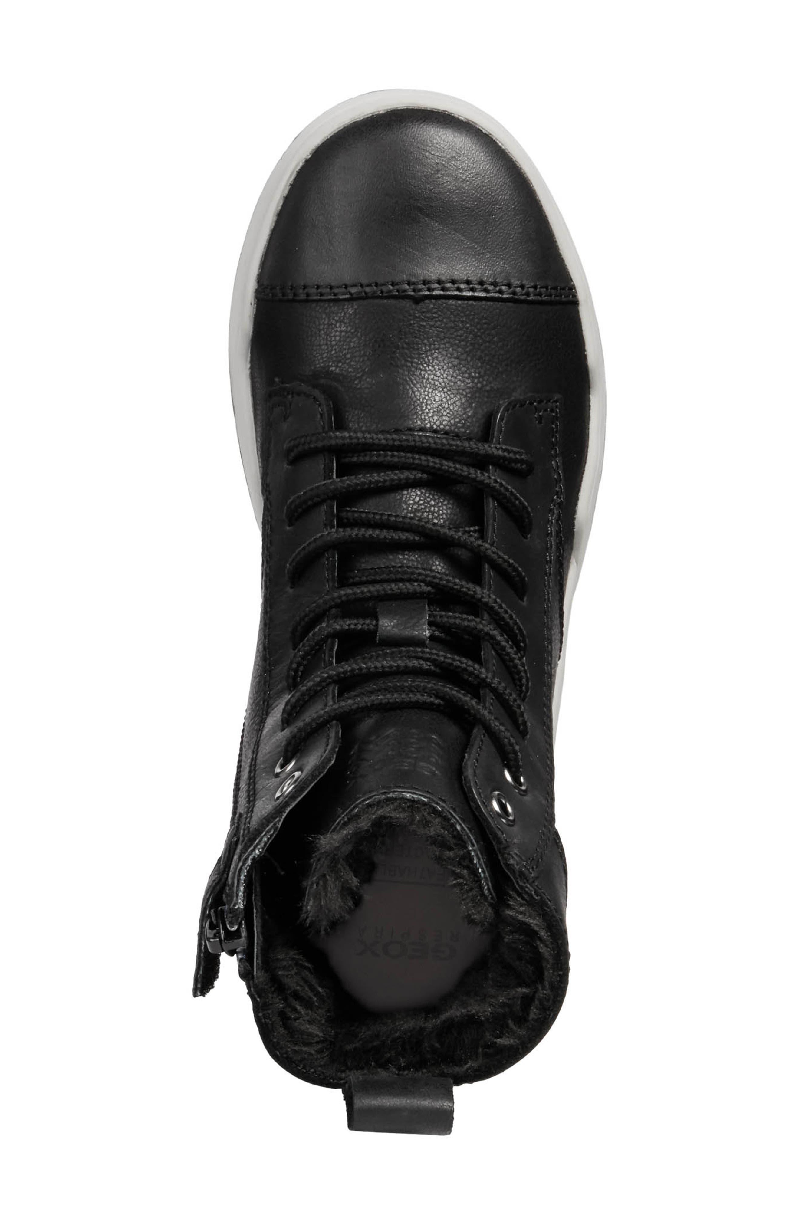 Perth Boot,                             Alternate thumbnail 5, color,                             BLACK