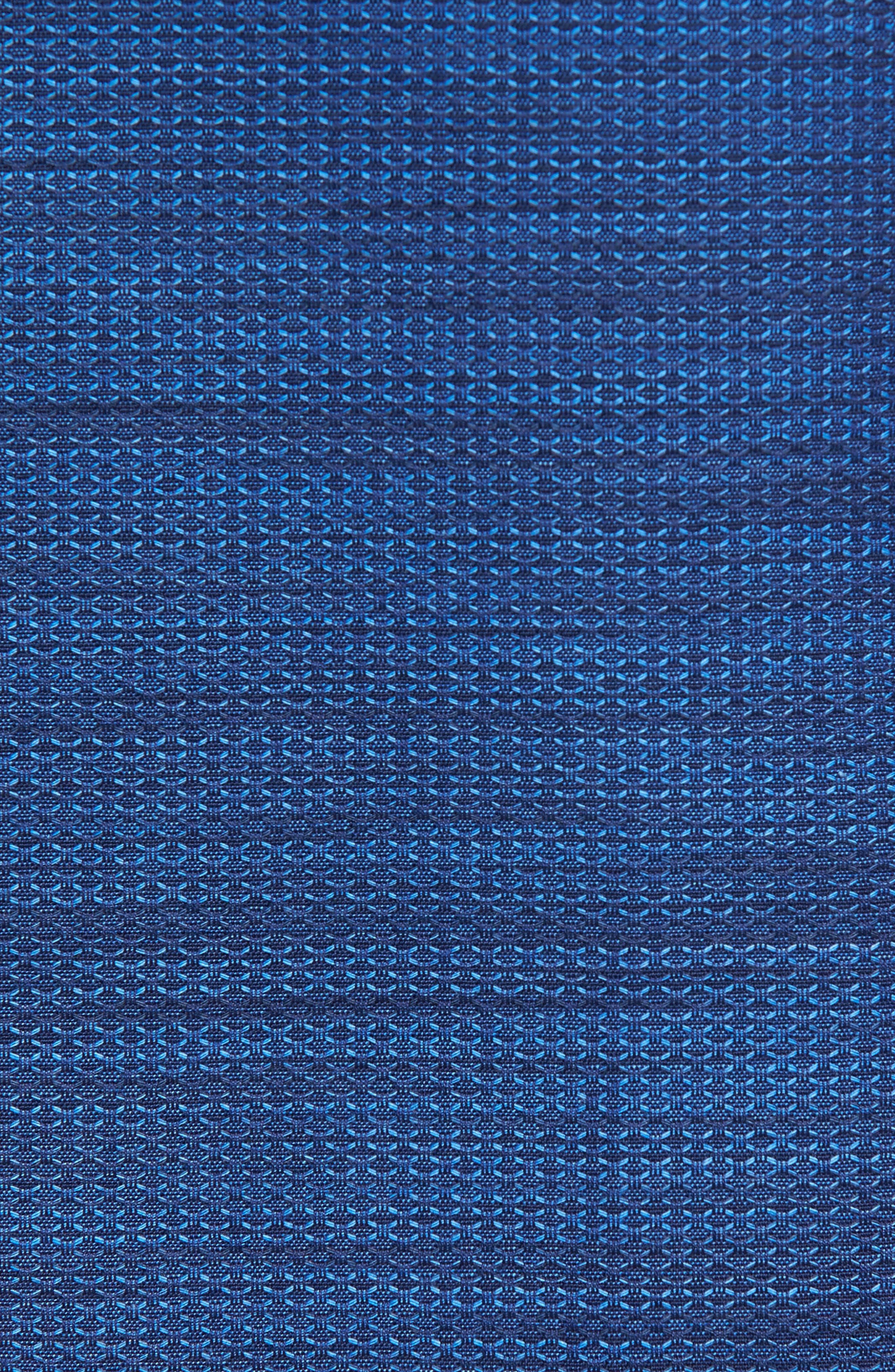 Slim Fit Mélange Textured Sport Shirt,                             Alternate thumbnail 5, color,                             430