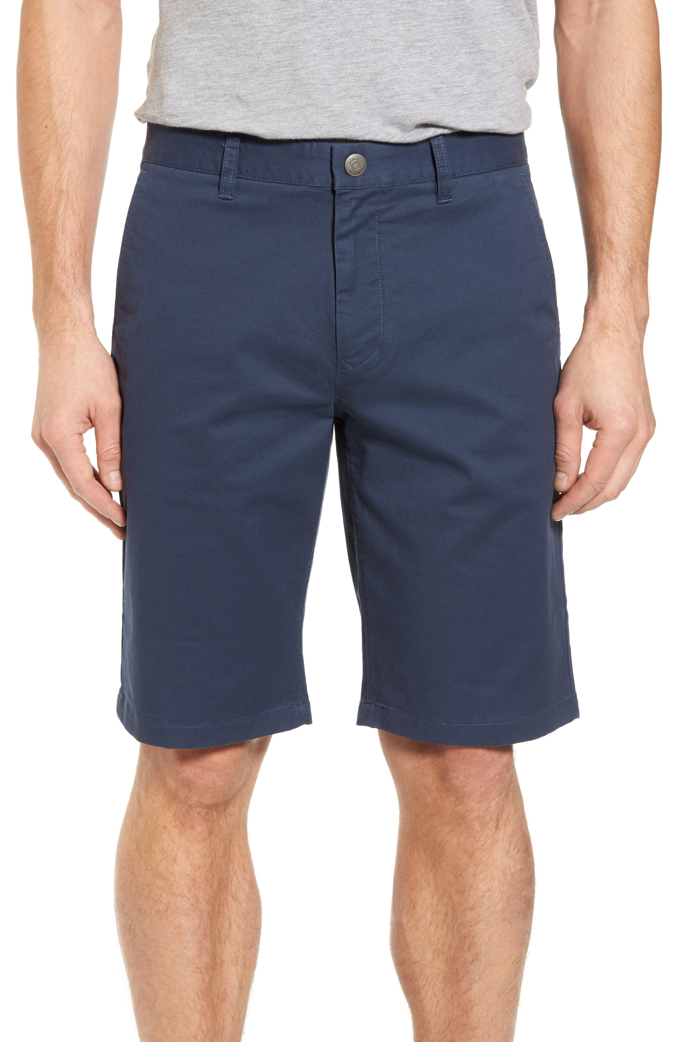 Stretch Washed Chino 11-Inch Shorts,                             Main thumbnail 7, color,