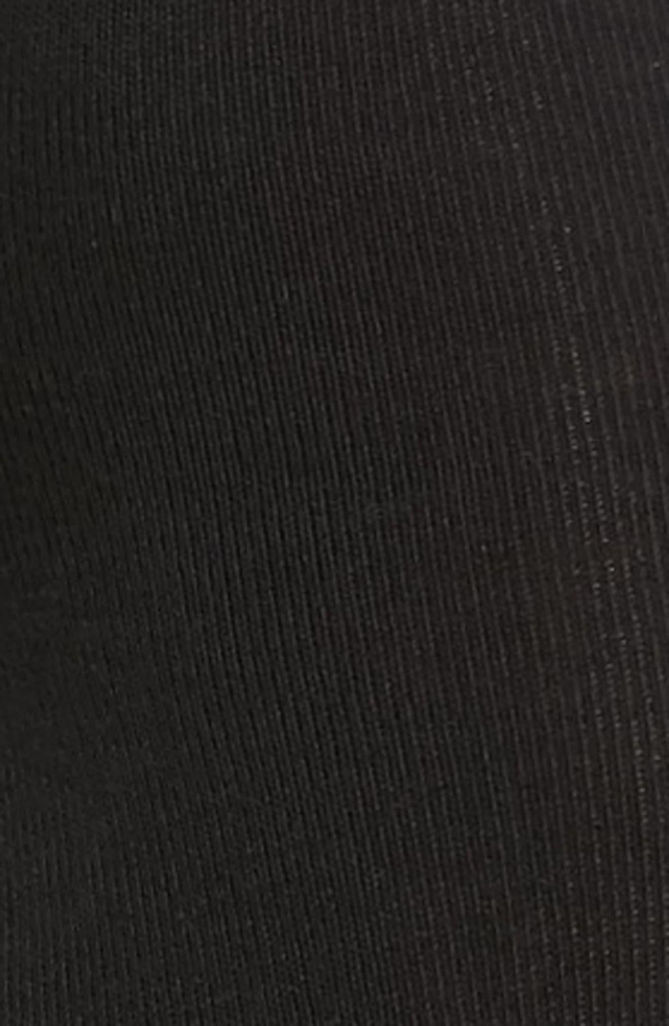 Modern Logo Ankle Socks,                             Alternate thumbnail 2, color,                             001