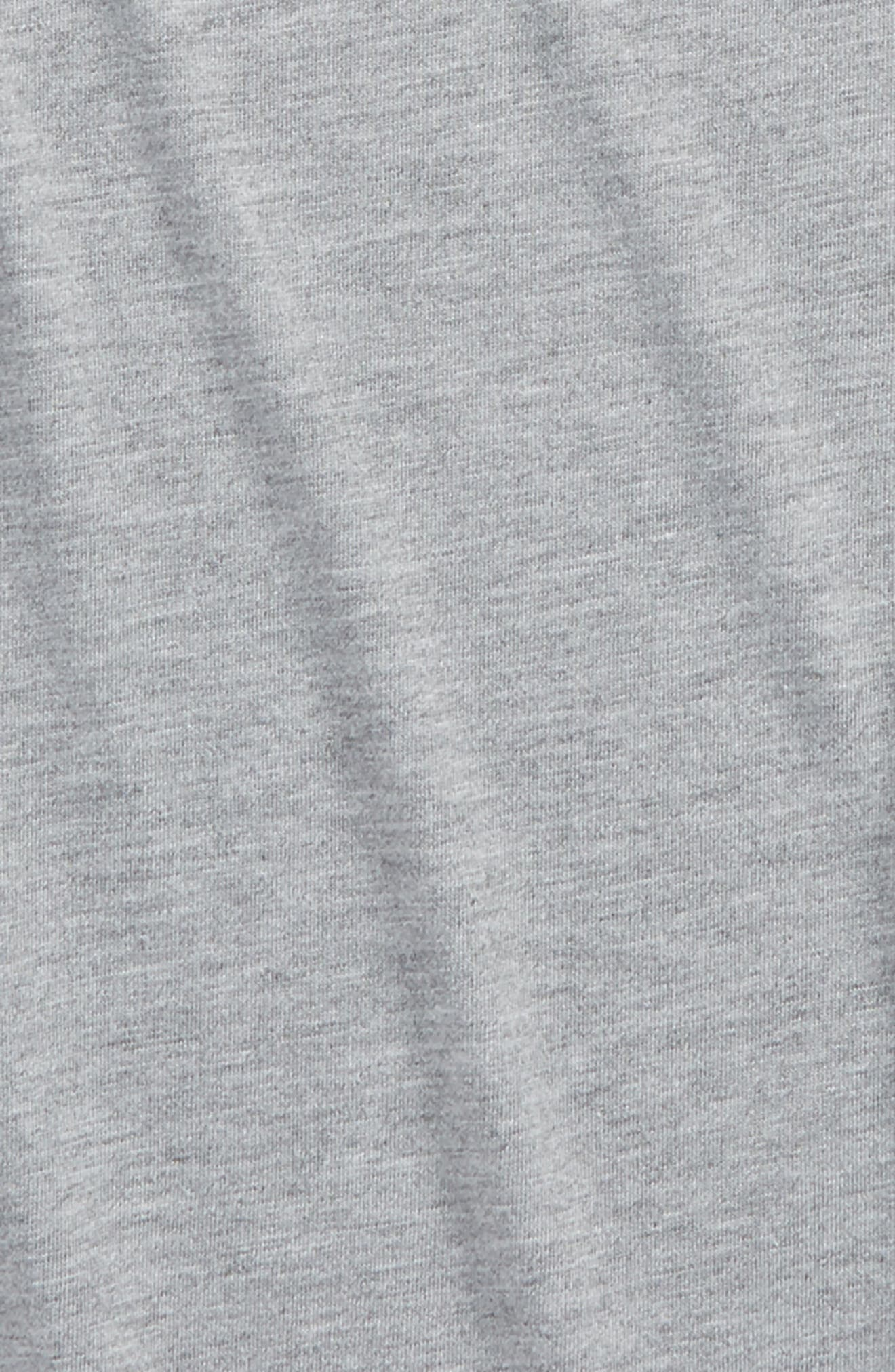 Sleep T-Shirt,                             Alternate thumbnail 2, color,                             GREY MEDIUM HEATHER
