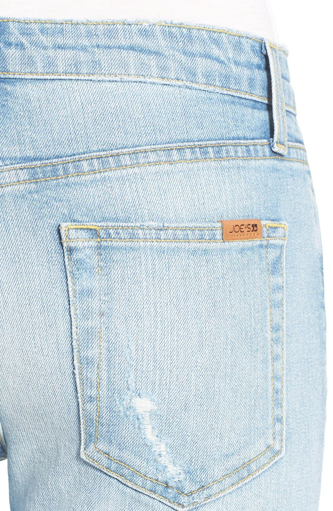 JOE'S,                             'Ex-Lover' Crop Straight Leg Boyfriend Jeans,                             Alternate thumbnail 2, color,                             430