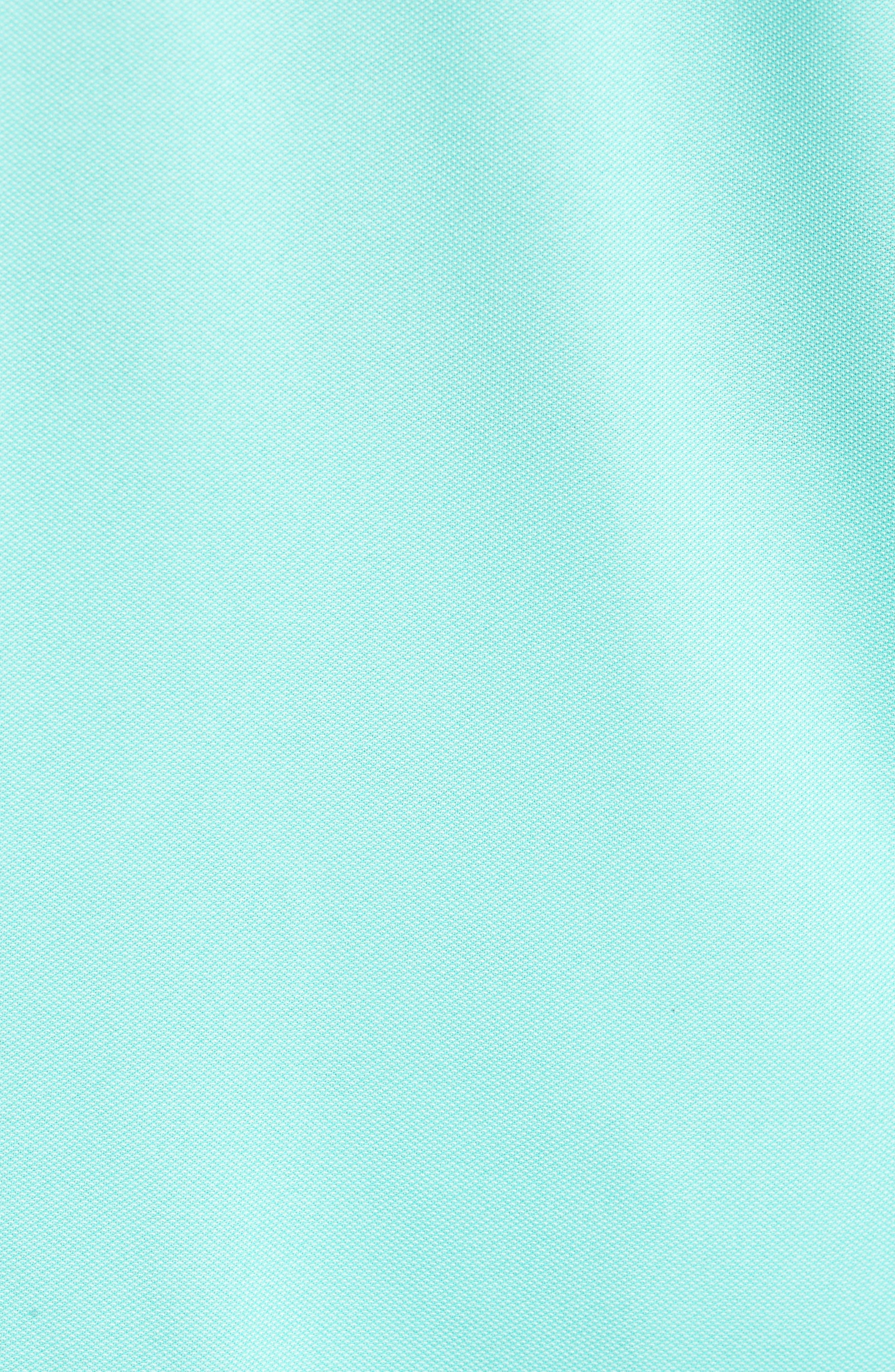 'Blaine Oxford' Moisture Wicking Dry Tec Polo,                             Alternate thumbnail 5, color,                             337