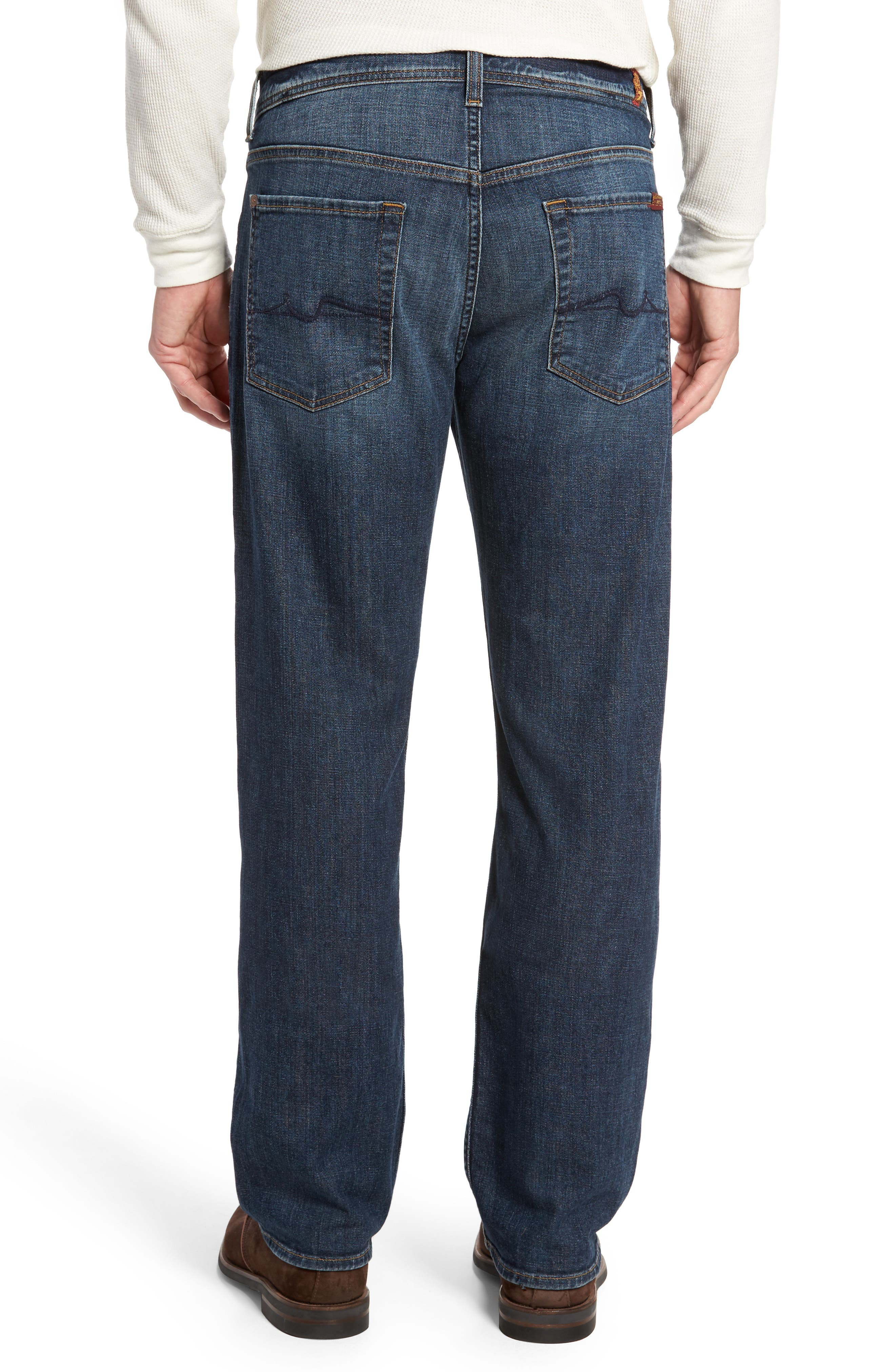 Austyn Relaxed Fit Jeans,                             Alternate thumbnail 2, color,                             400