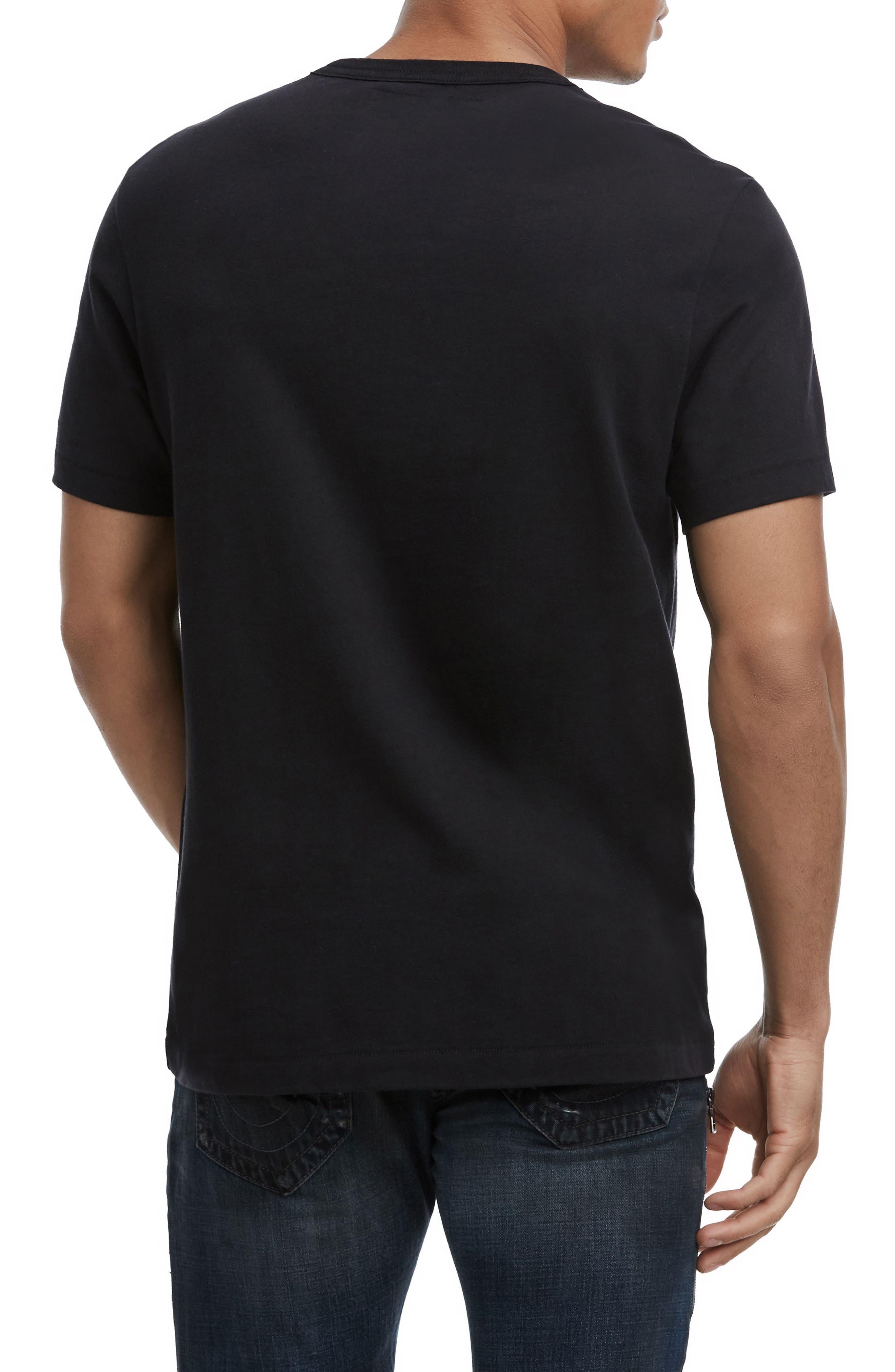 True Vices Graphic T-Shirt,                             Alternate thumbnail 2, color,                             TRUE BLACK