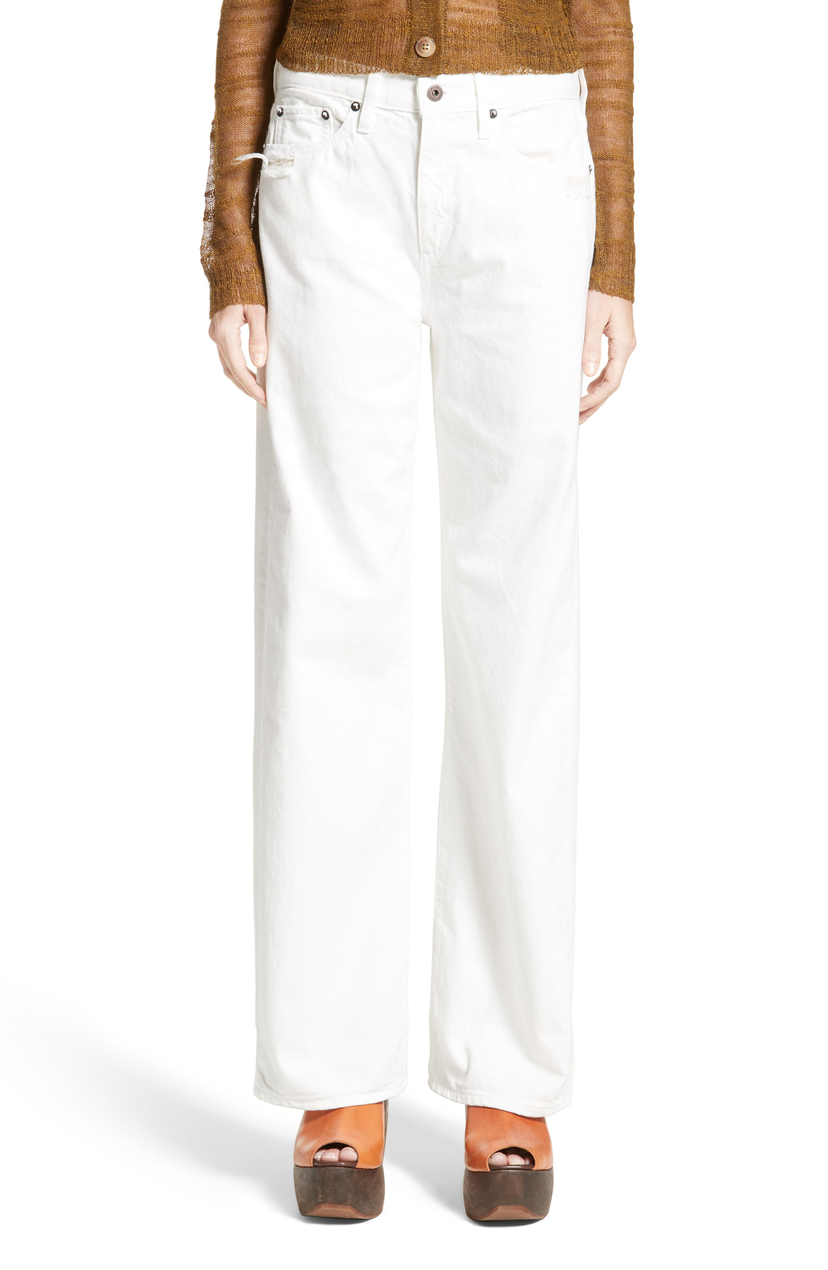 Latta Ankle Jeans,                         Main,                         color, 100