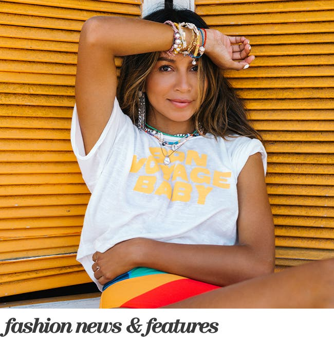 Fashion news and features.