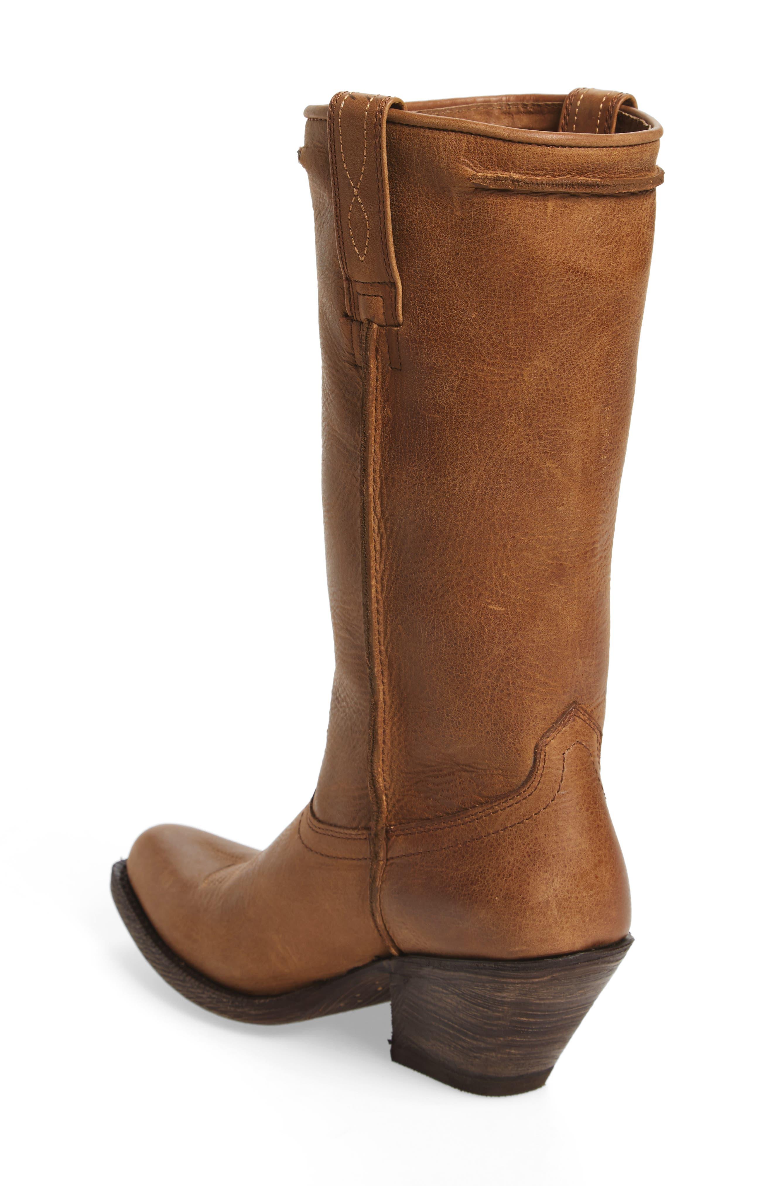 Rowan Stovepipe Western Boot,                             Alternate thumbnail 2, color,