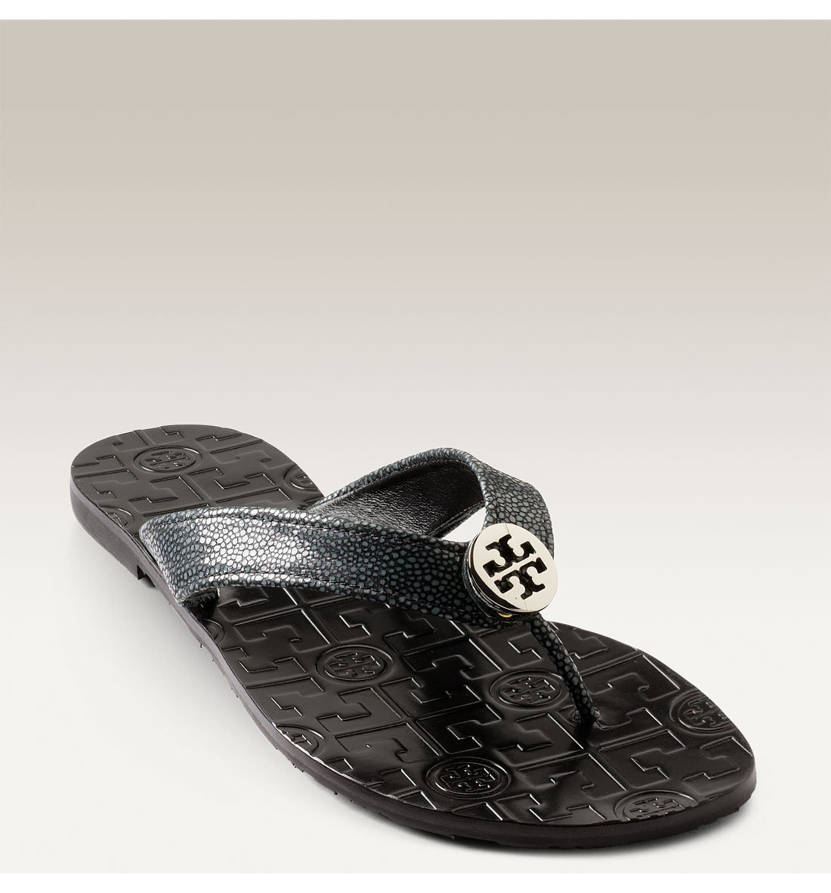 dd00d20e893b Tory Burch  Thora  Stingray Leather Sandal (Nordstrom Exclusive ...