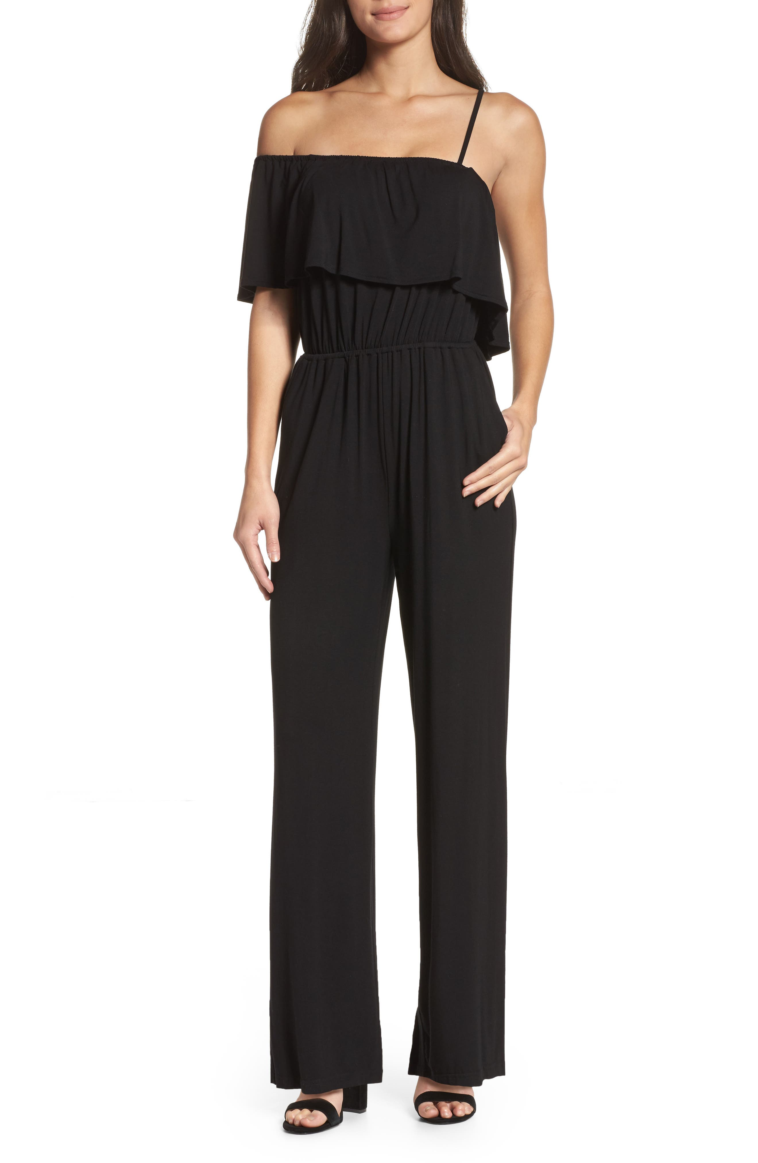 Mayana Jumpsuit,                             Main thumbnail 1, color,                             001
