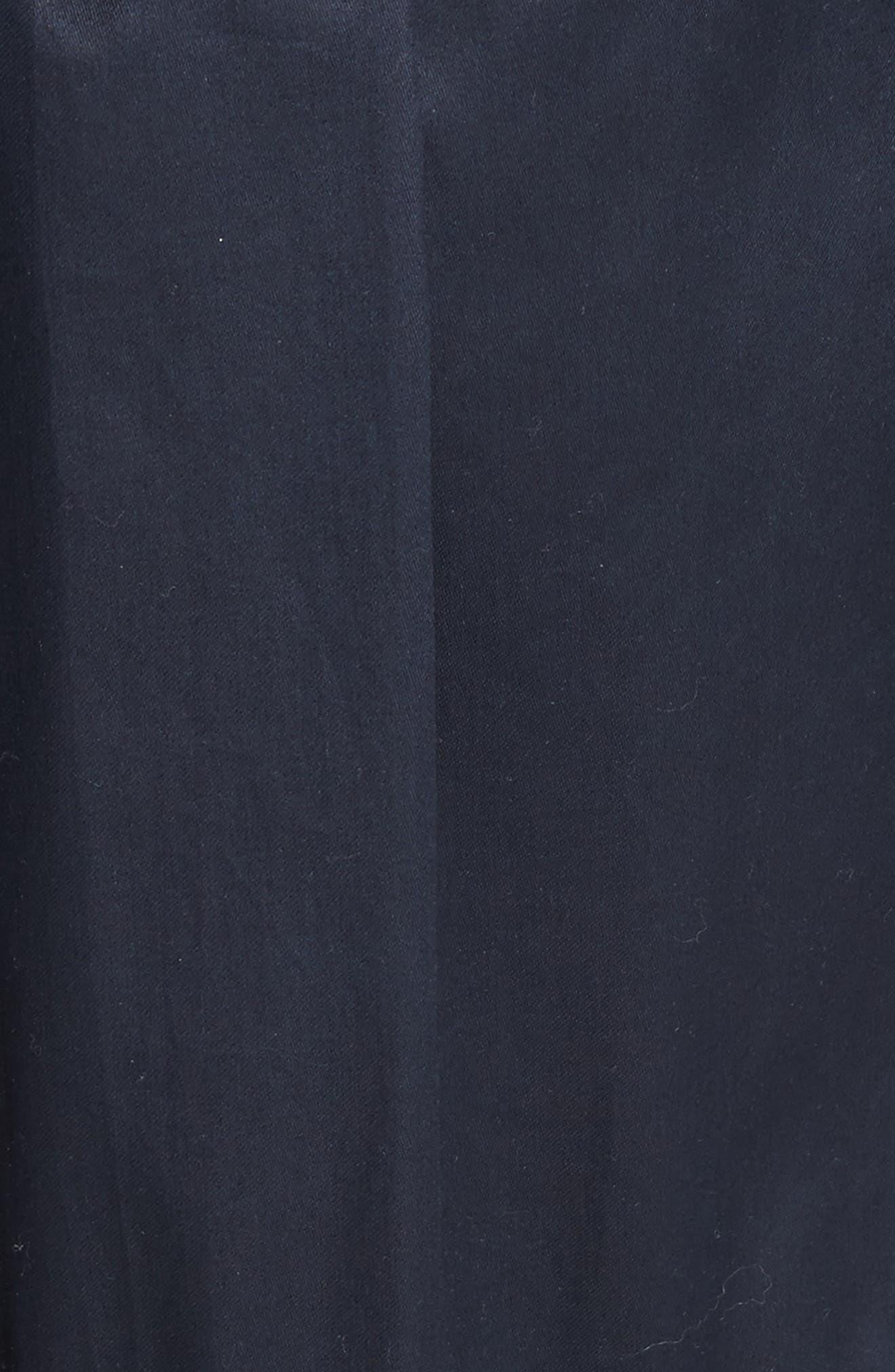 Cold Shoulder Smocked Cotton Dress,                             Alternate thumbnail 6, color,                             410