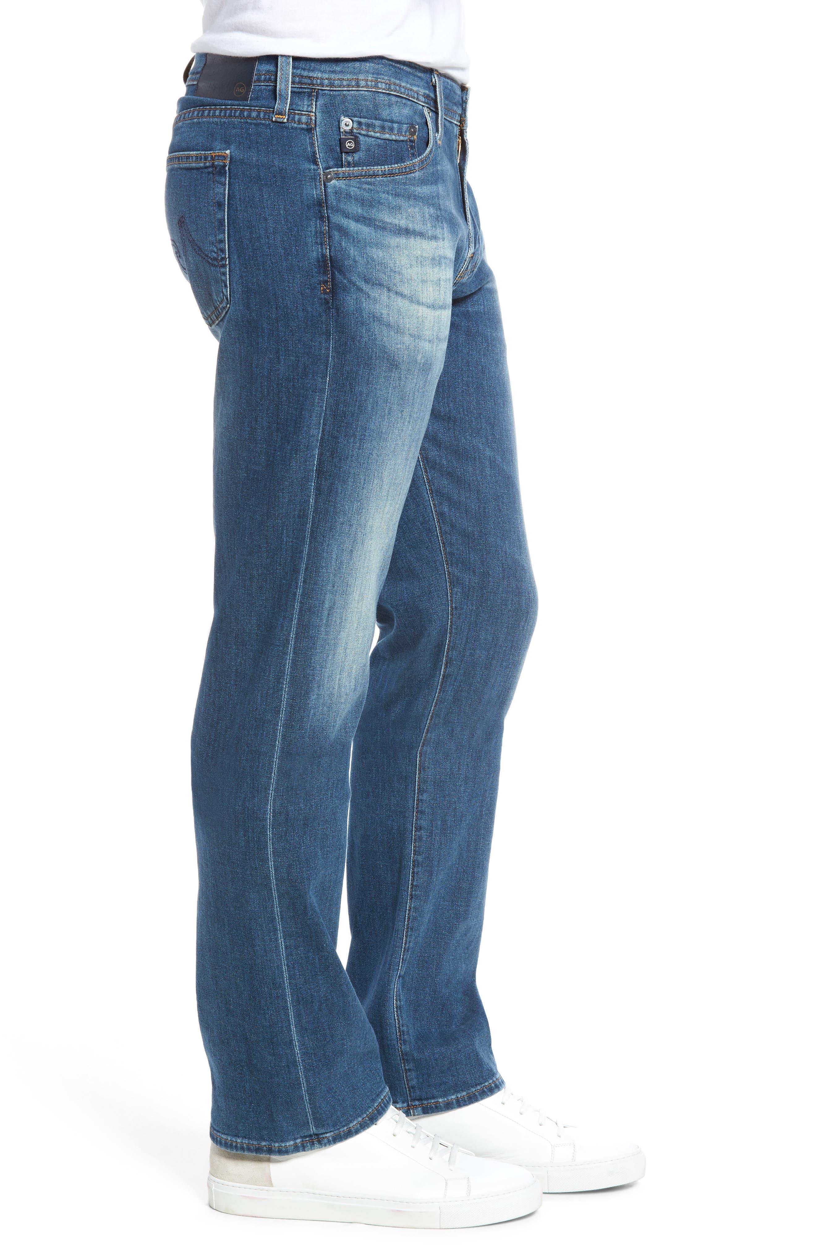 AG,                             Protégé Relaxed Fit Jeans,                             Alternate thumbnail 3, color,                             433