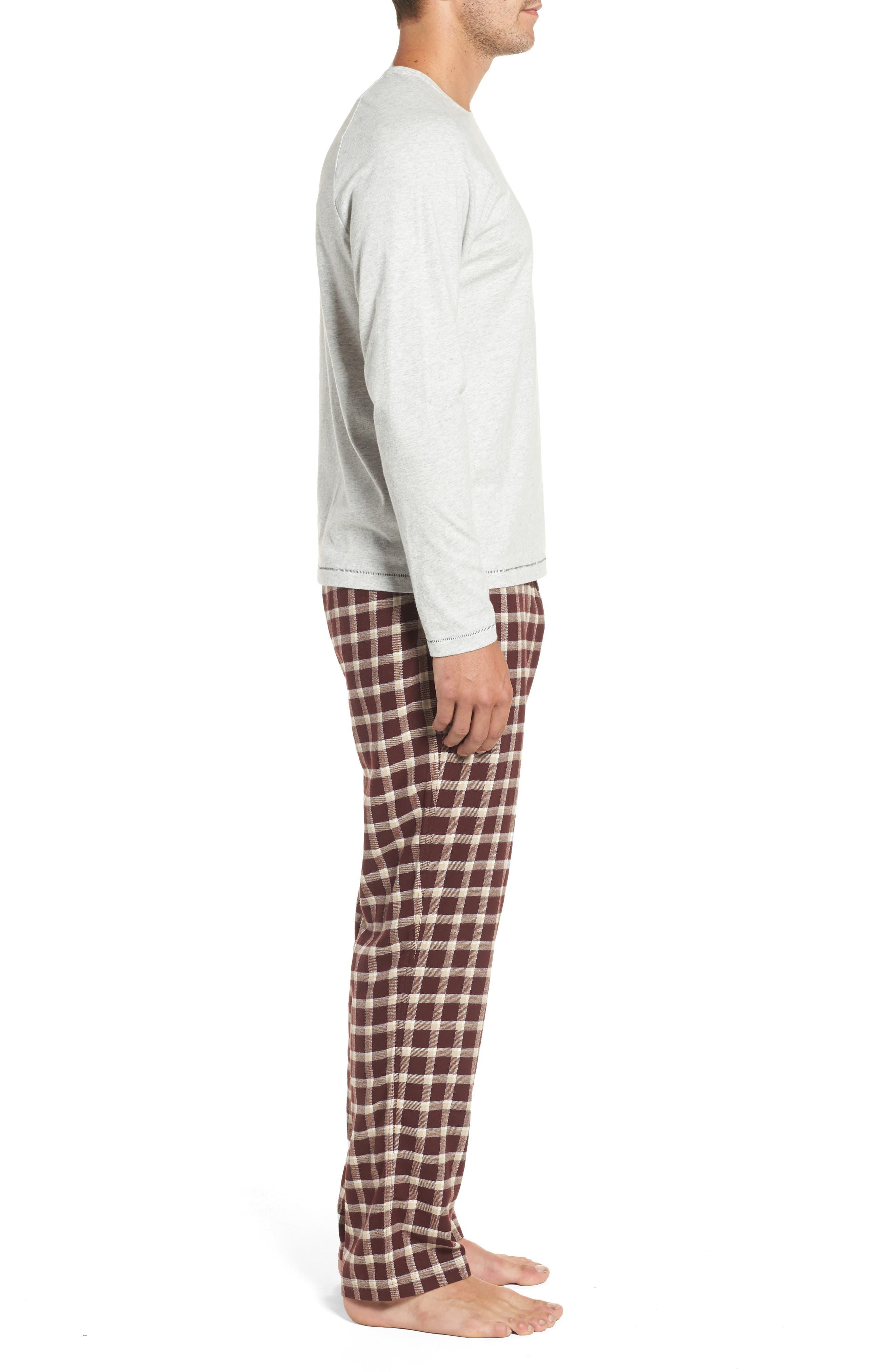 Steiner Pajama Set,                             Alternate thumbnail 9, color,