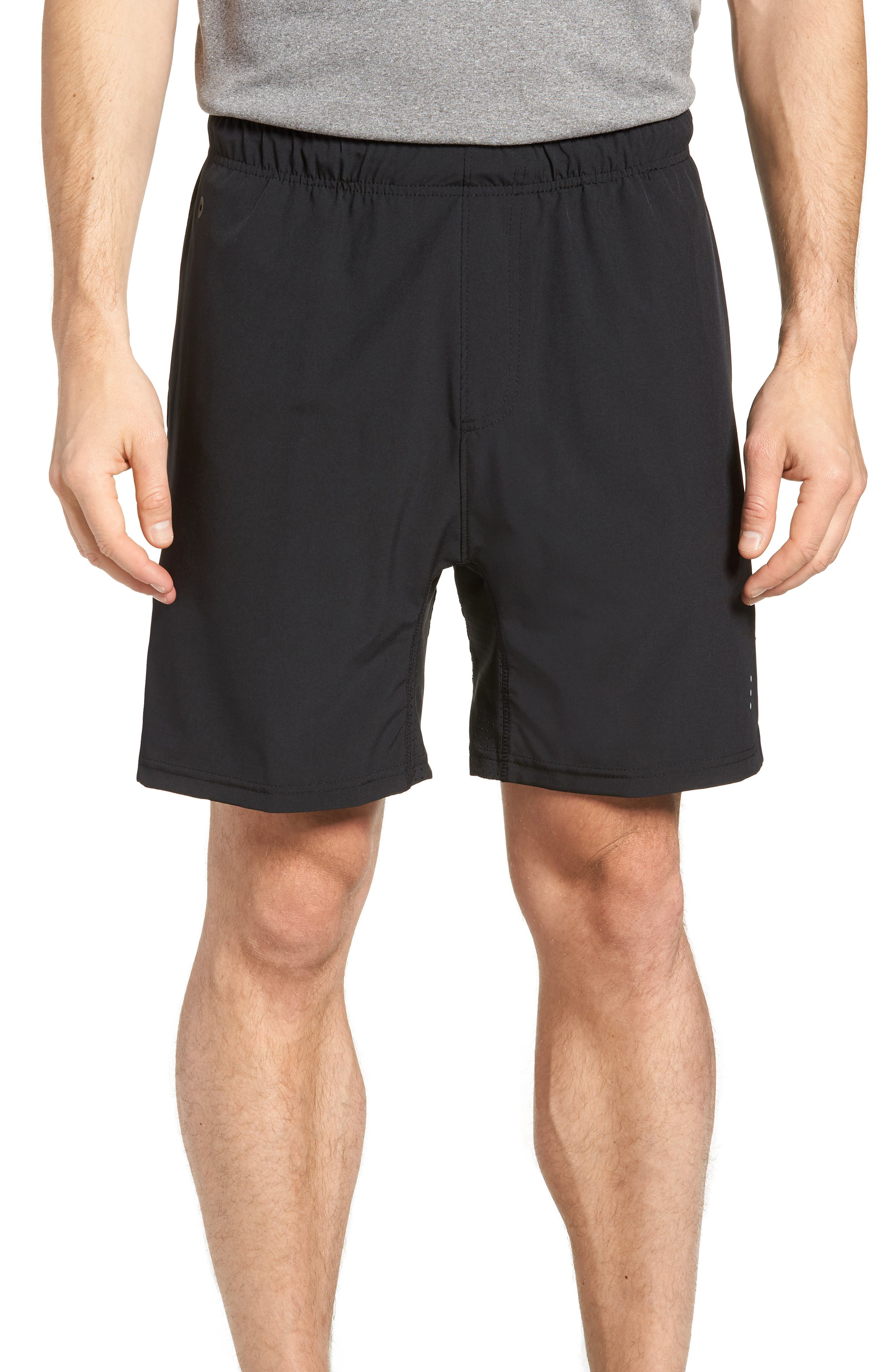 ZANEROBE Type 3 Tech Shorts,                             Main thumbnail 1, color,                             001