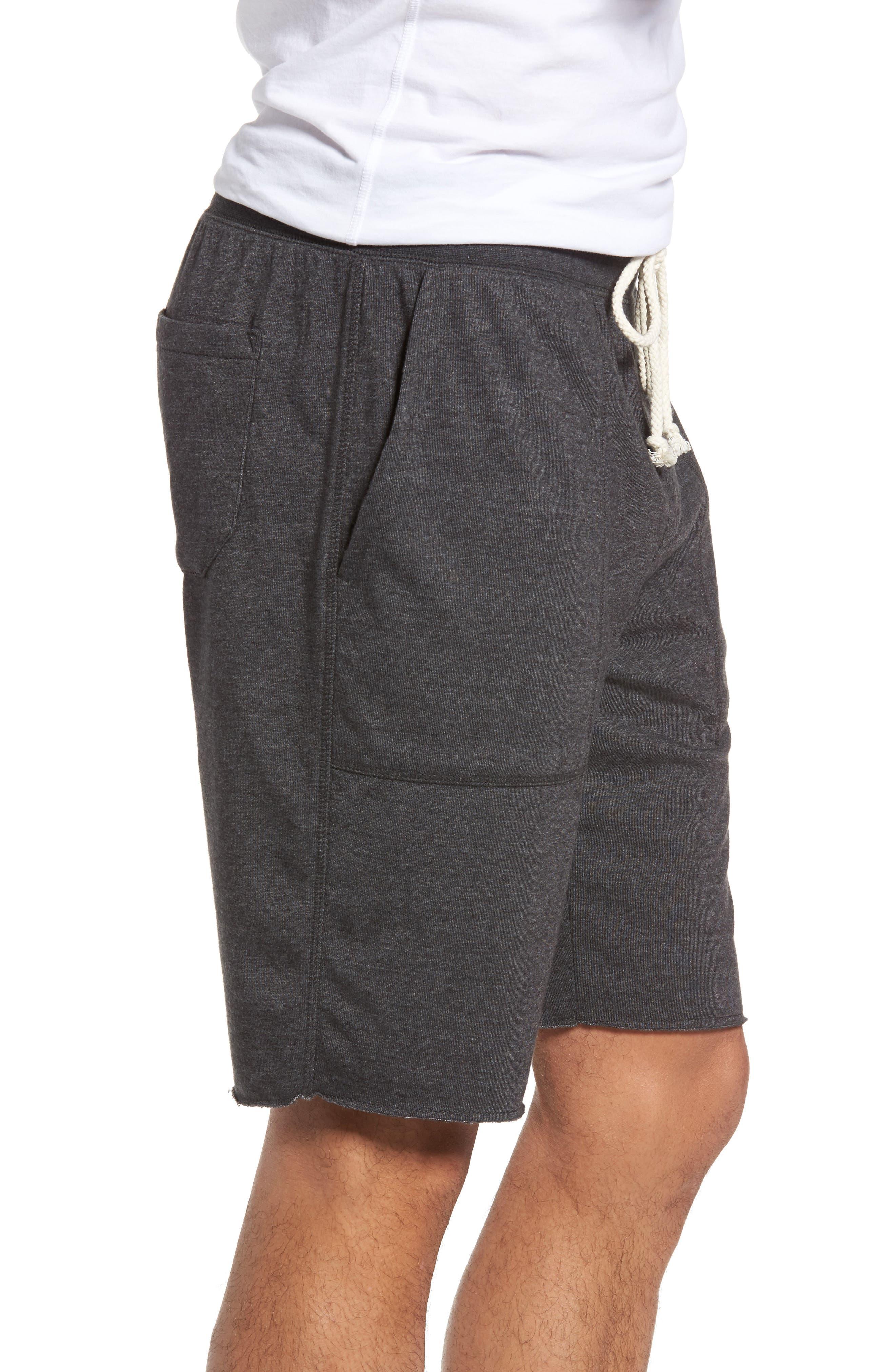 Fleece Shorts,                             Alternate thumbnail 3, color,                             030