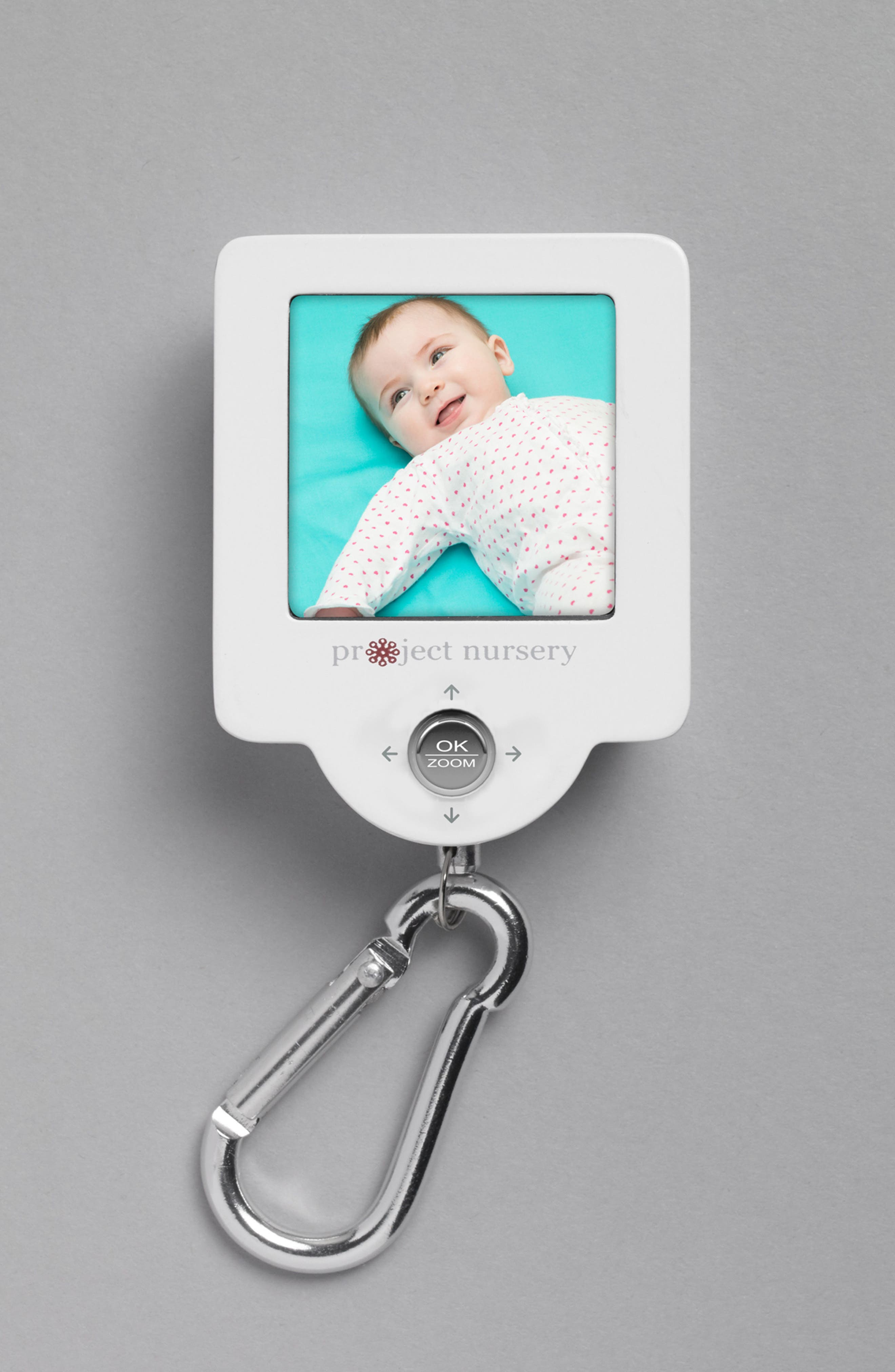"""5"""" High Definition Baby Monitor System with 1 1/2"""" Mini Monitor,                             Alternate thumbnail 2, color,                             100"""