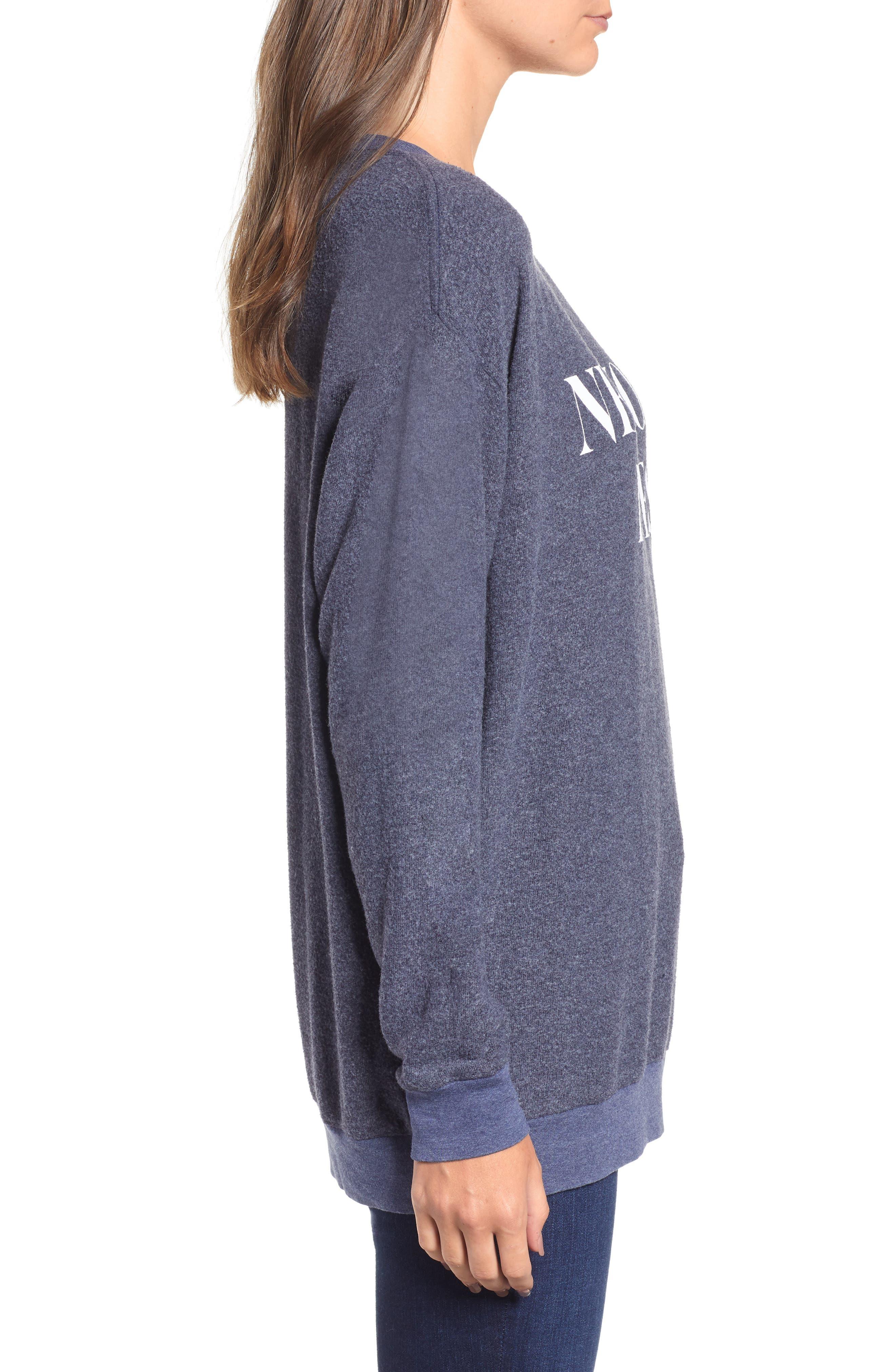 Roadtrip - New York's Finest Pullover,                             Alternate thumbnail 3, color,                             OXFORD