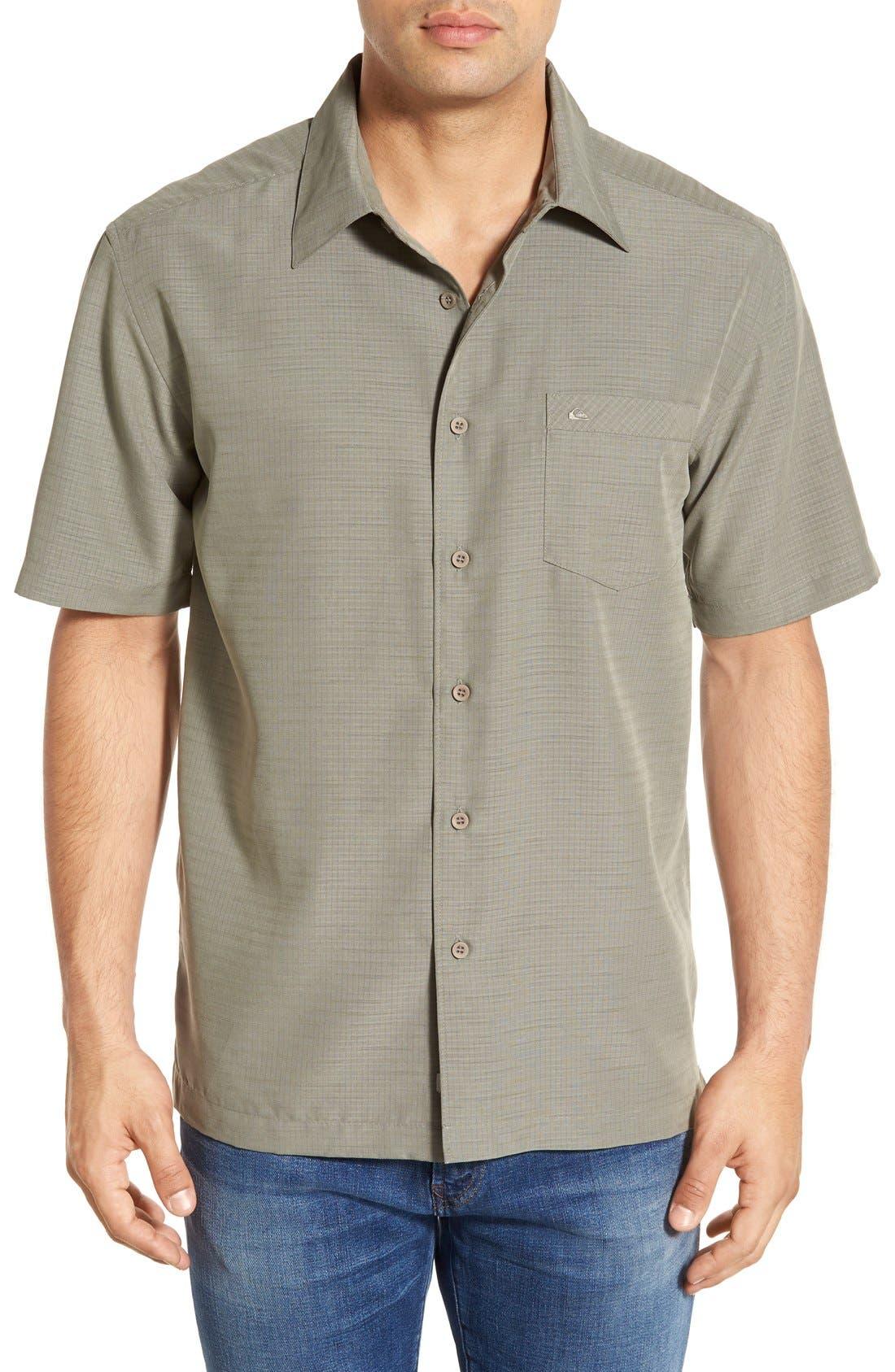'Centinela 4' Short Sleeve Sport Shirt,                             Main thumbnail 8, color,
