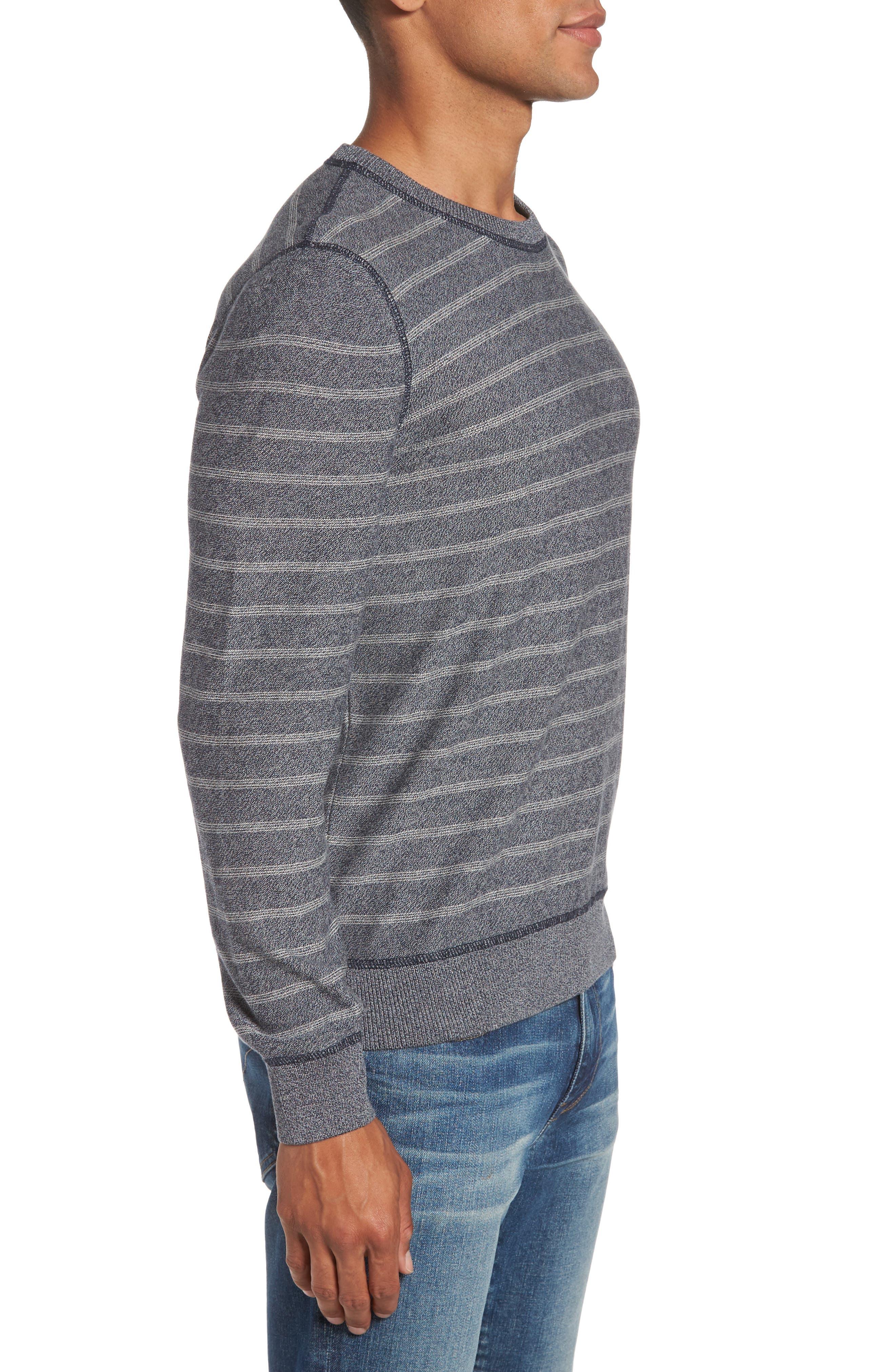 Tanner Crewneck Sweatshirt,                             Alternate thumbnail 3, color,                             021