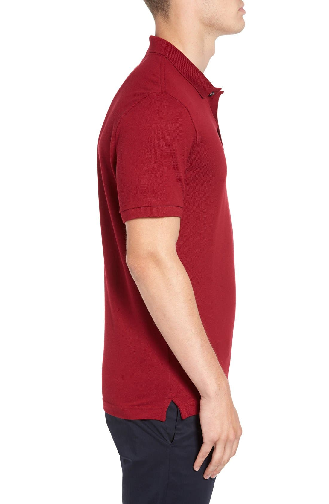 Slim Fit Piqué Polo,                             Alternate thumbnail 33, color,