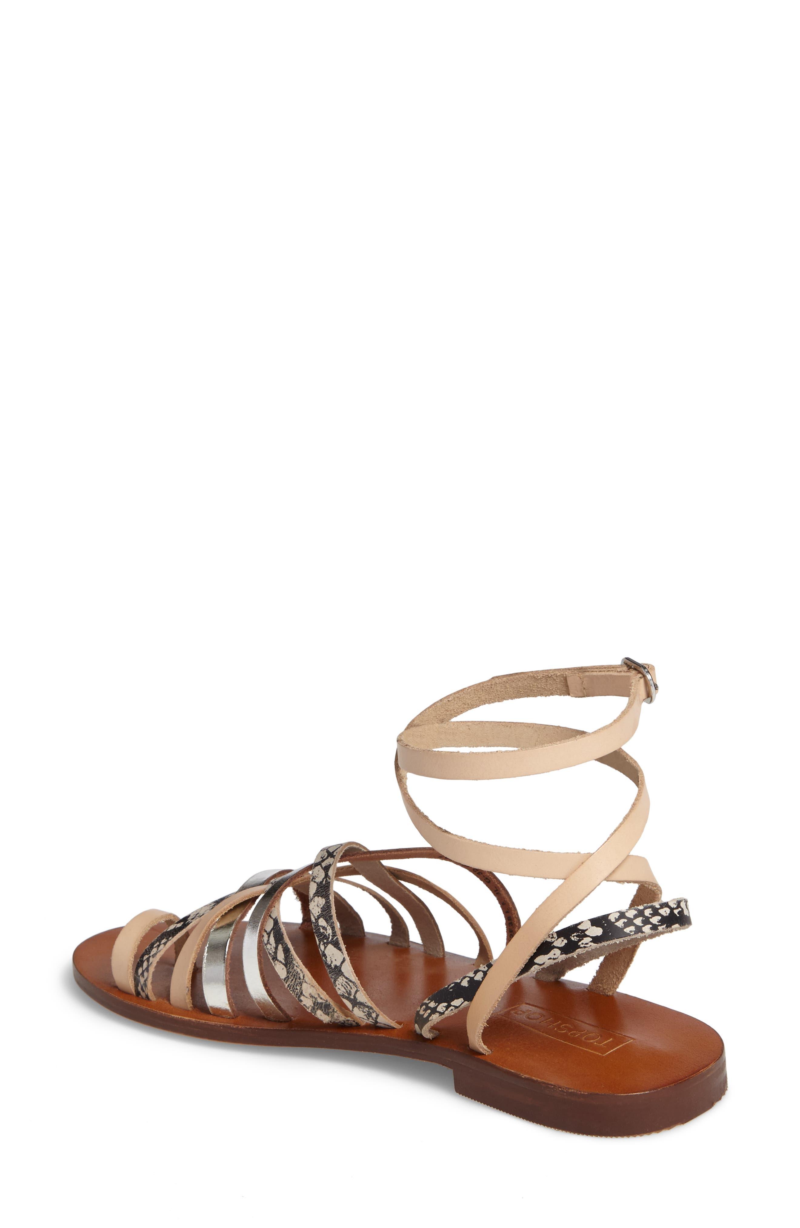 Fizzy Strappy Sandal,                             Alternate thumbnail 2, color,                             001