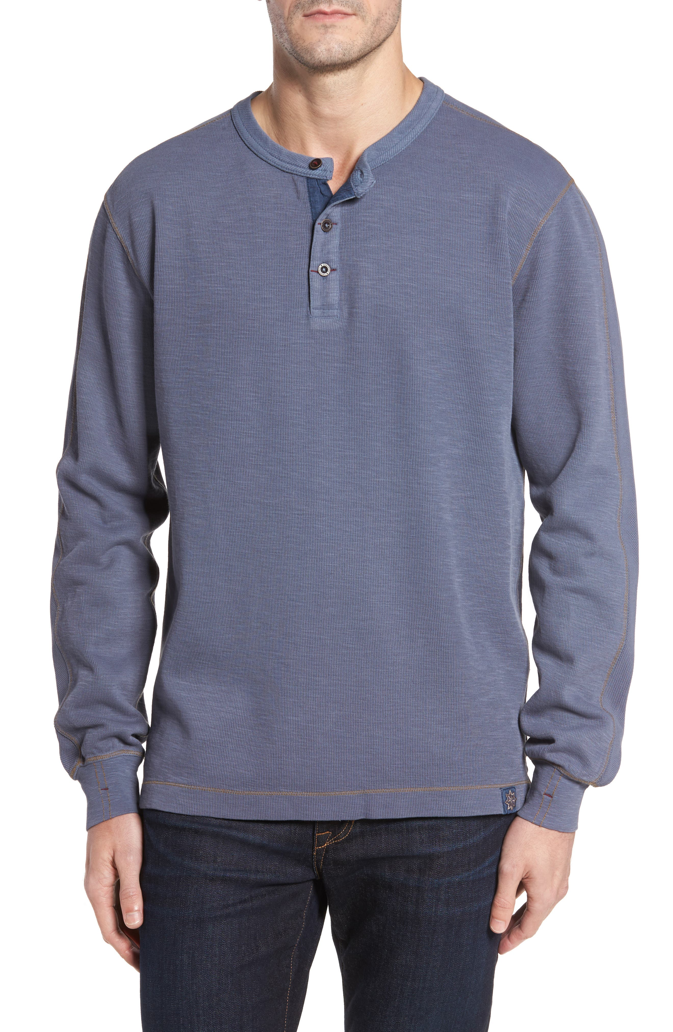 Hans Long Sleeve Henley T-Shirt,                             Main thumbnail 1, color,                             014