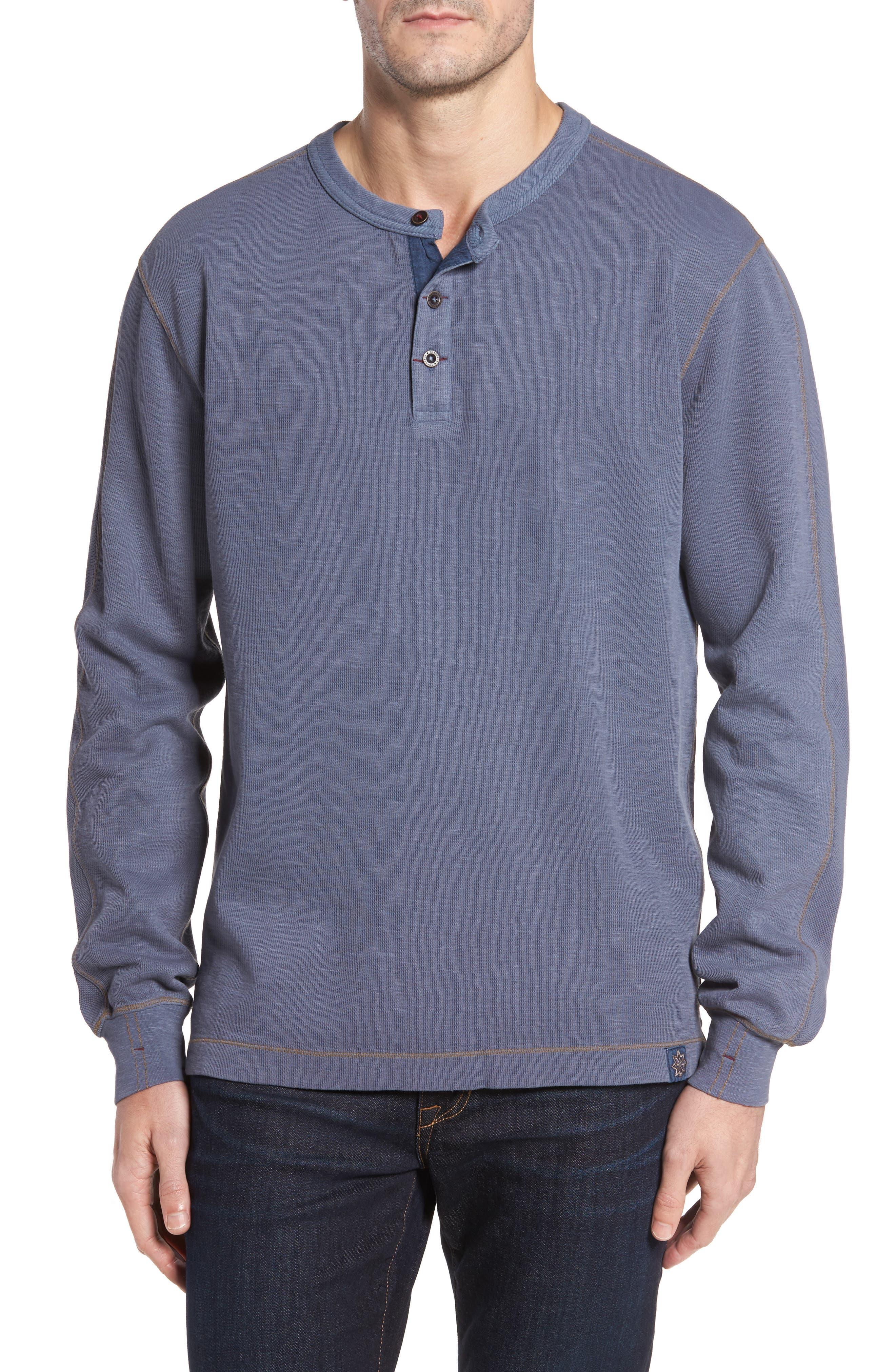 Hans Long Sleeve Henley T-Shirt,                         Main,                         color, 014