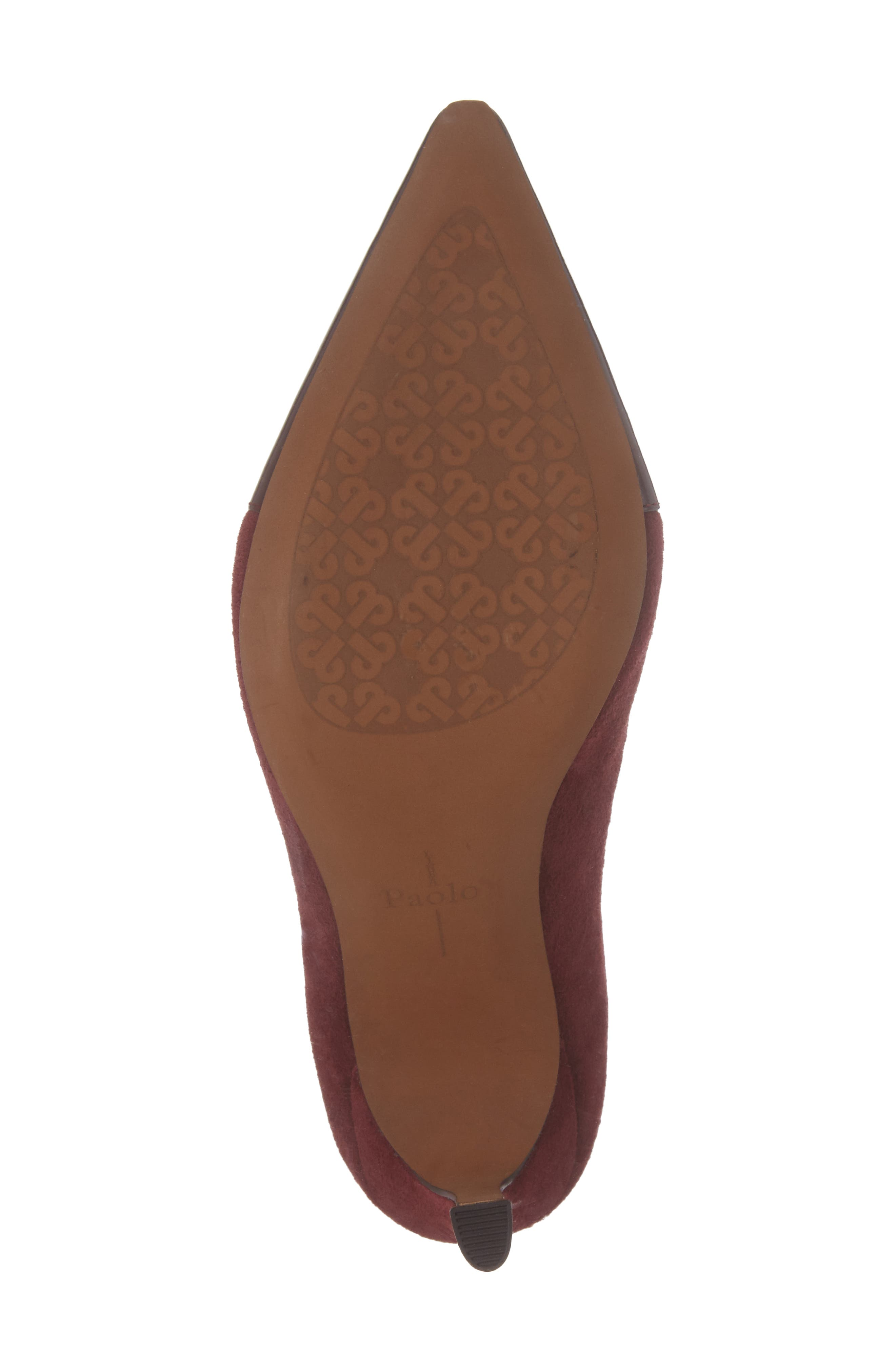 Pointy Toe Bootie,                             Alternate thumbnail 18, color,