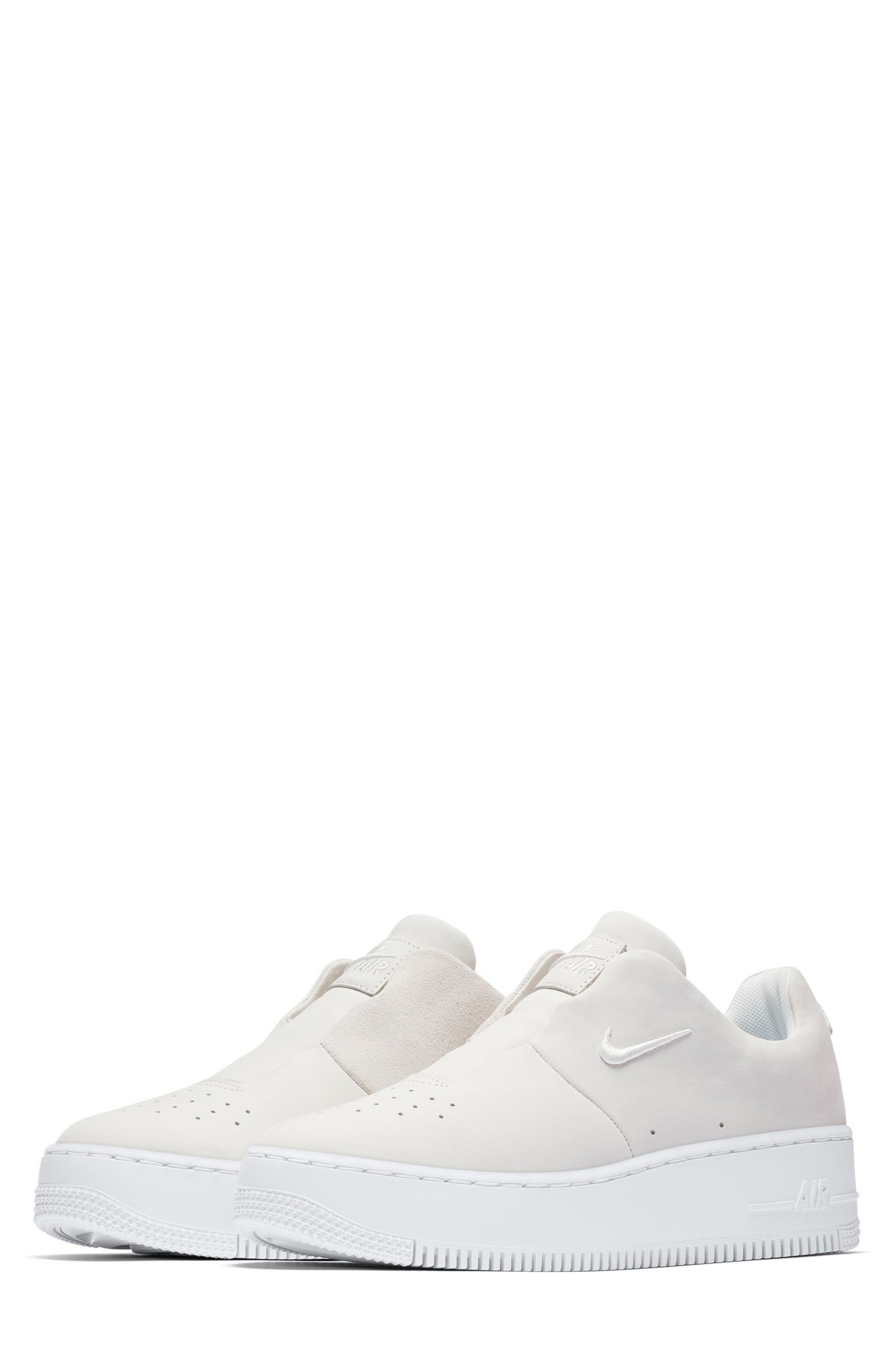 Air Force 1 Sage XX Sneaker, Main, color, 100