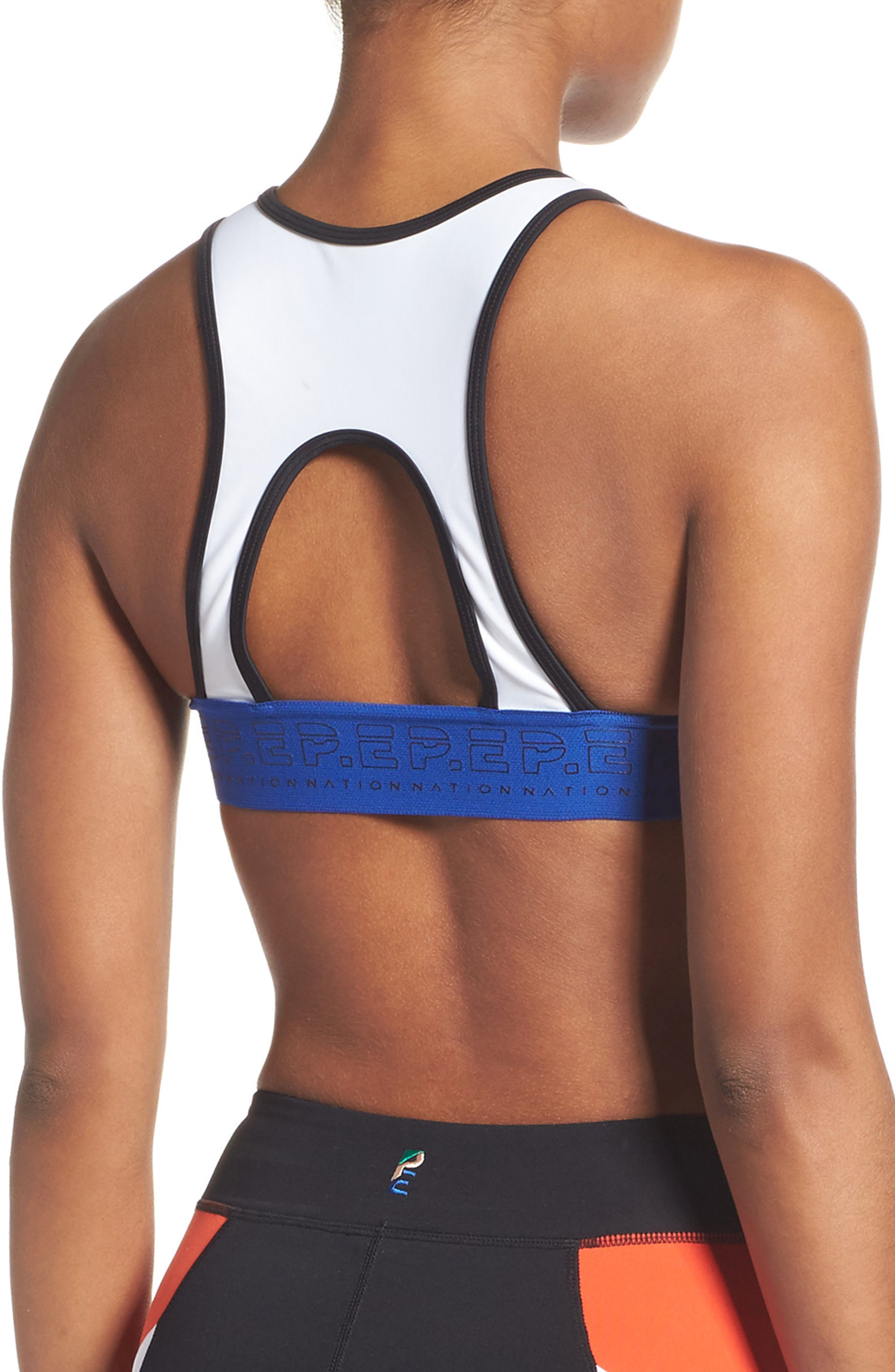 Sports Bra,                             Alternate thumbnail 2, color,                             600