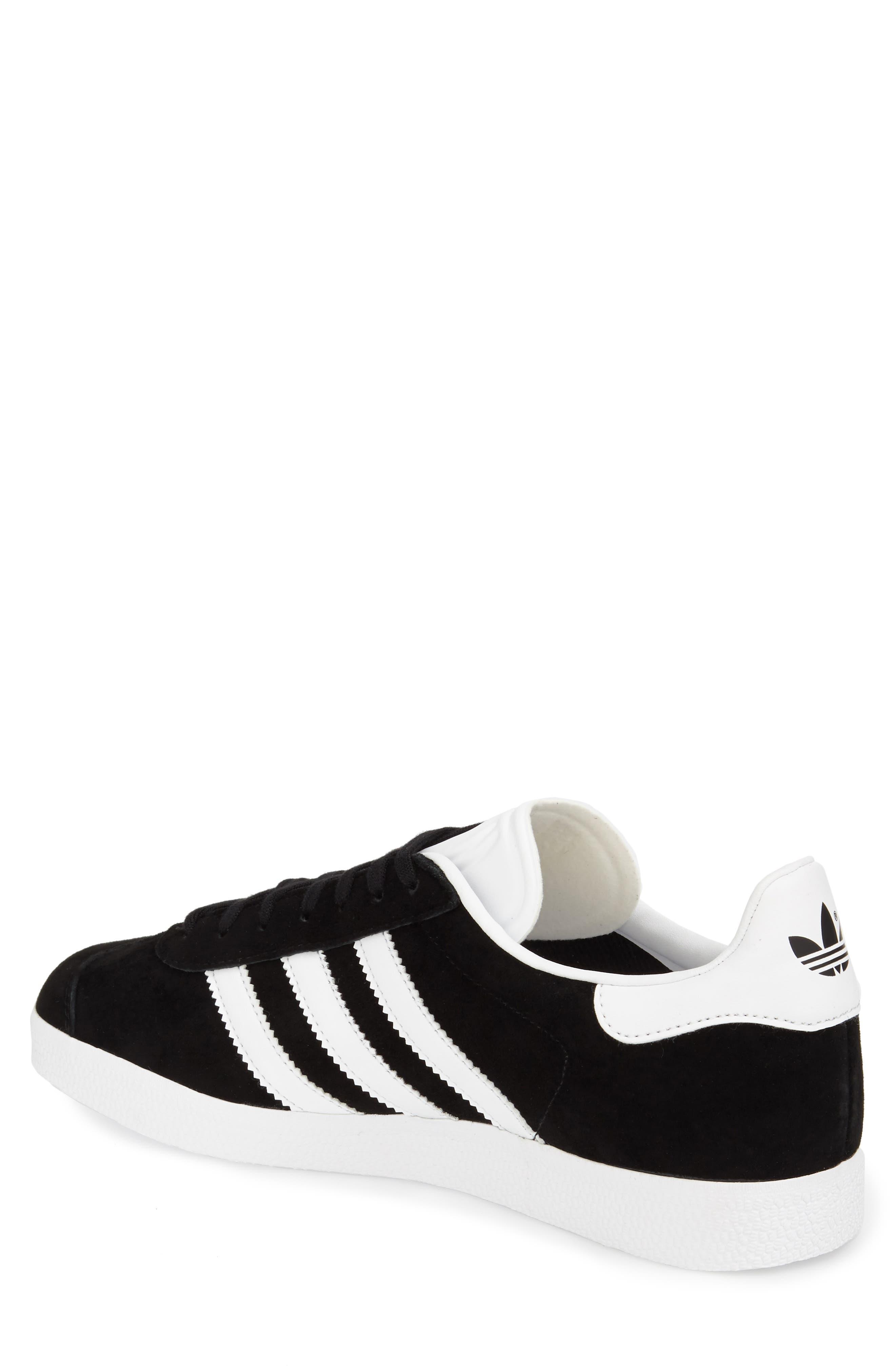 Gazelle Sneaker,                             Alternate thumbnail 5, color,                             001