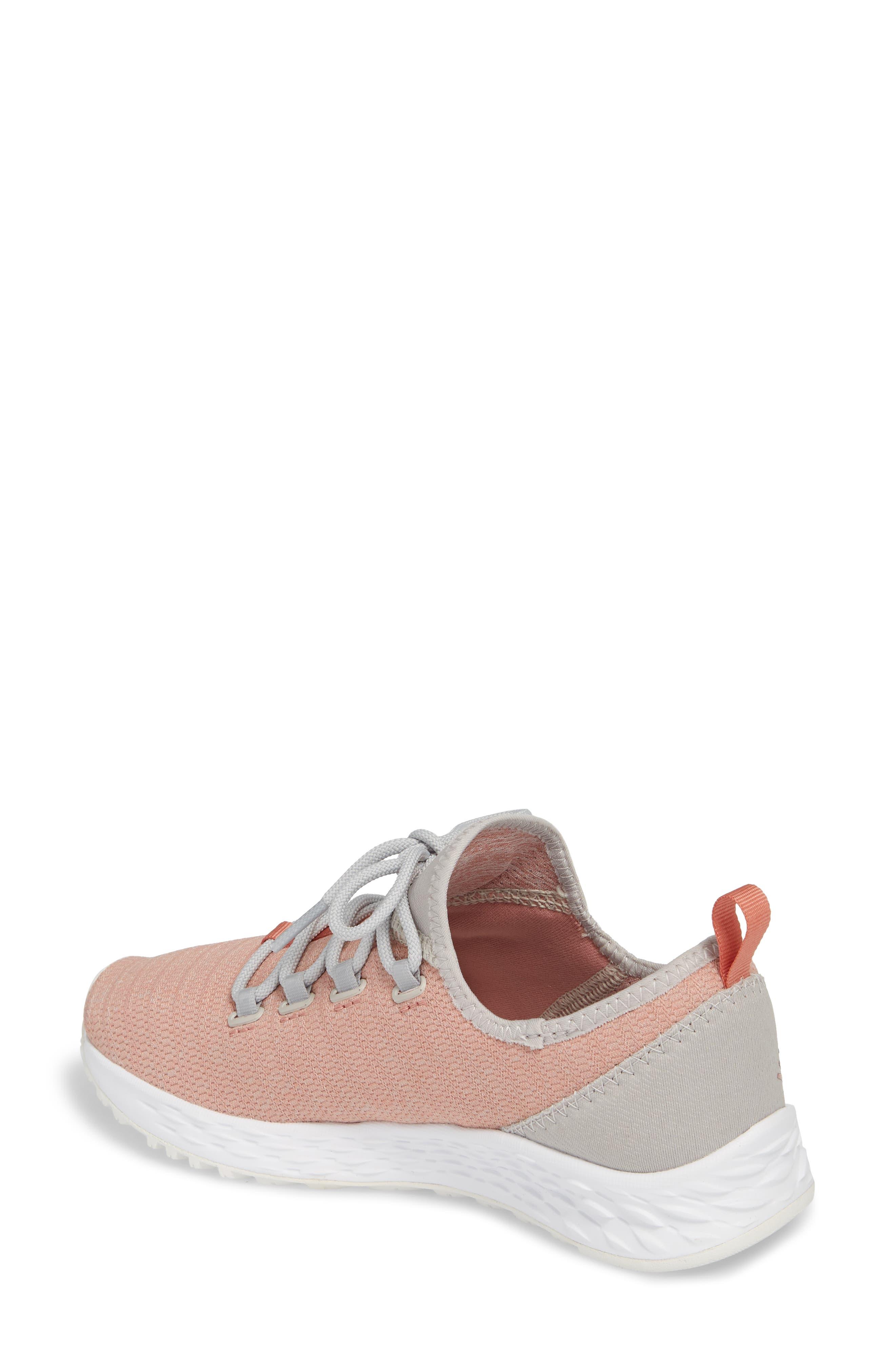 Fresh Foam Arishi Running Shoe,                             Alternate thumbnail 2, color,                             DUSTED PEACH