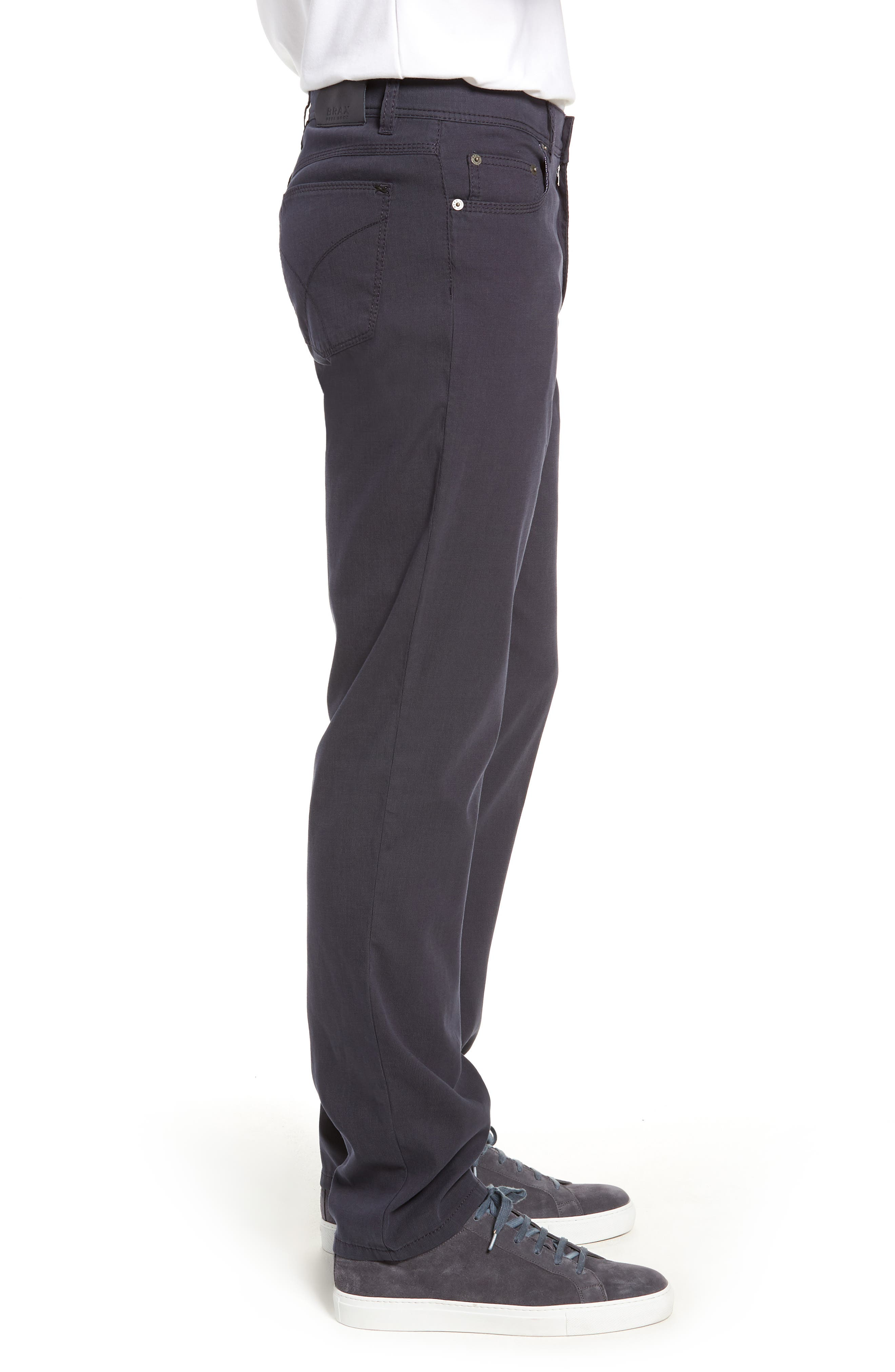 Sensation Stretch Trousers,                             Alternate thumbnail 3, color,                             GRAPHIT GREY