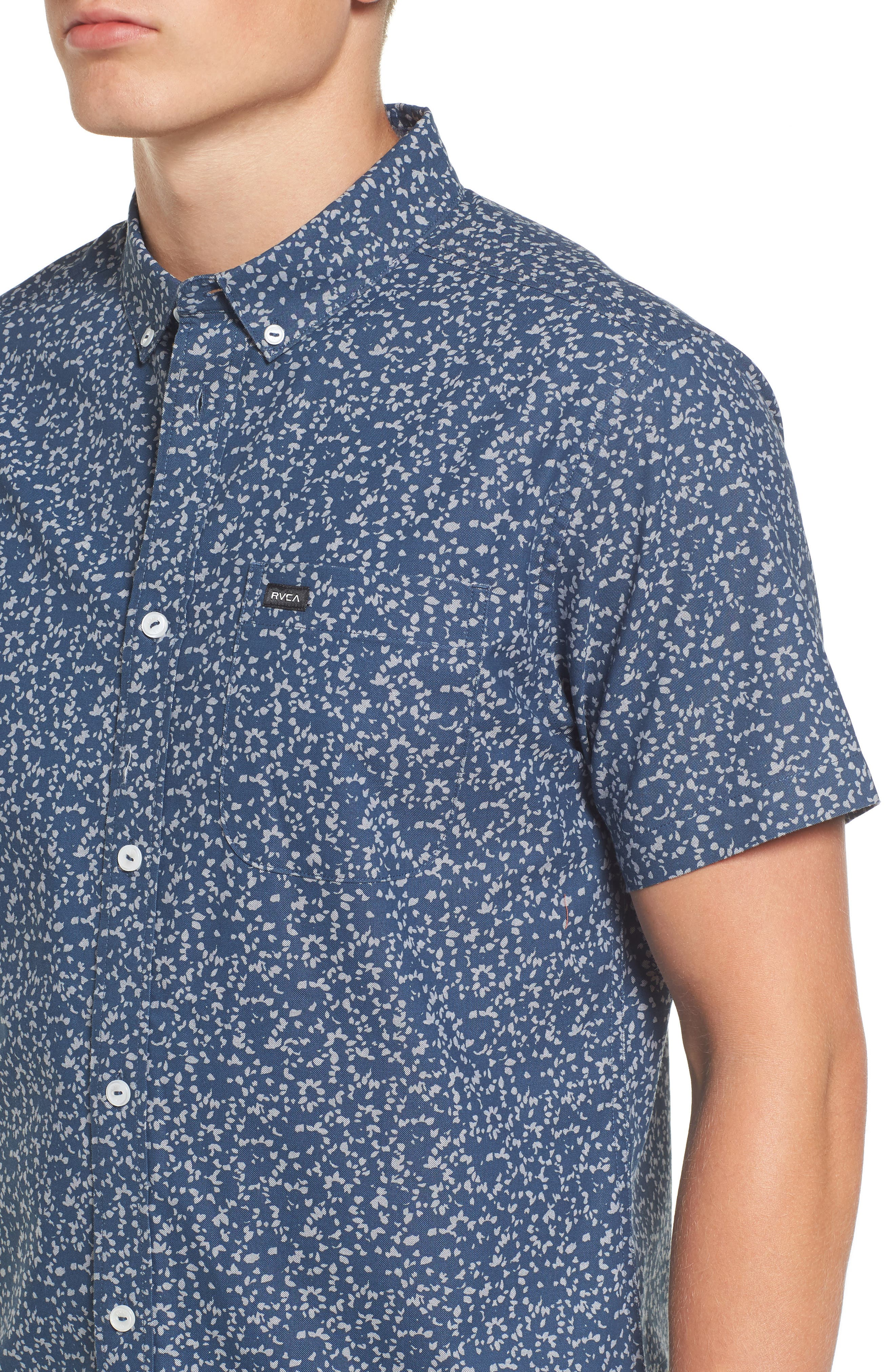 That'll Do Floral Woven Shirt,                             Alternate thumbnail 10, color,