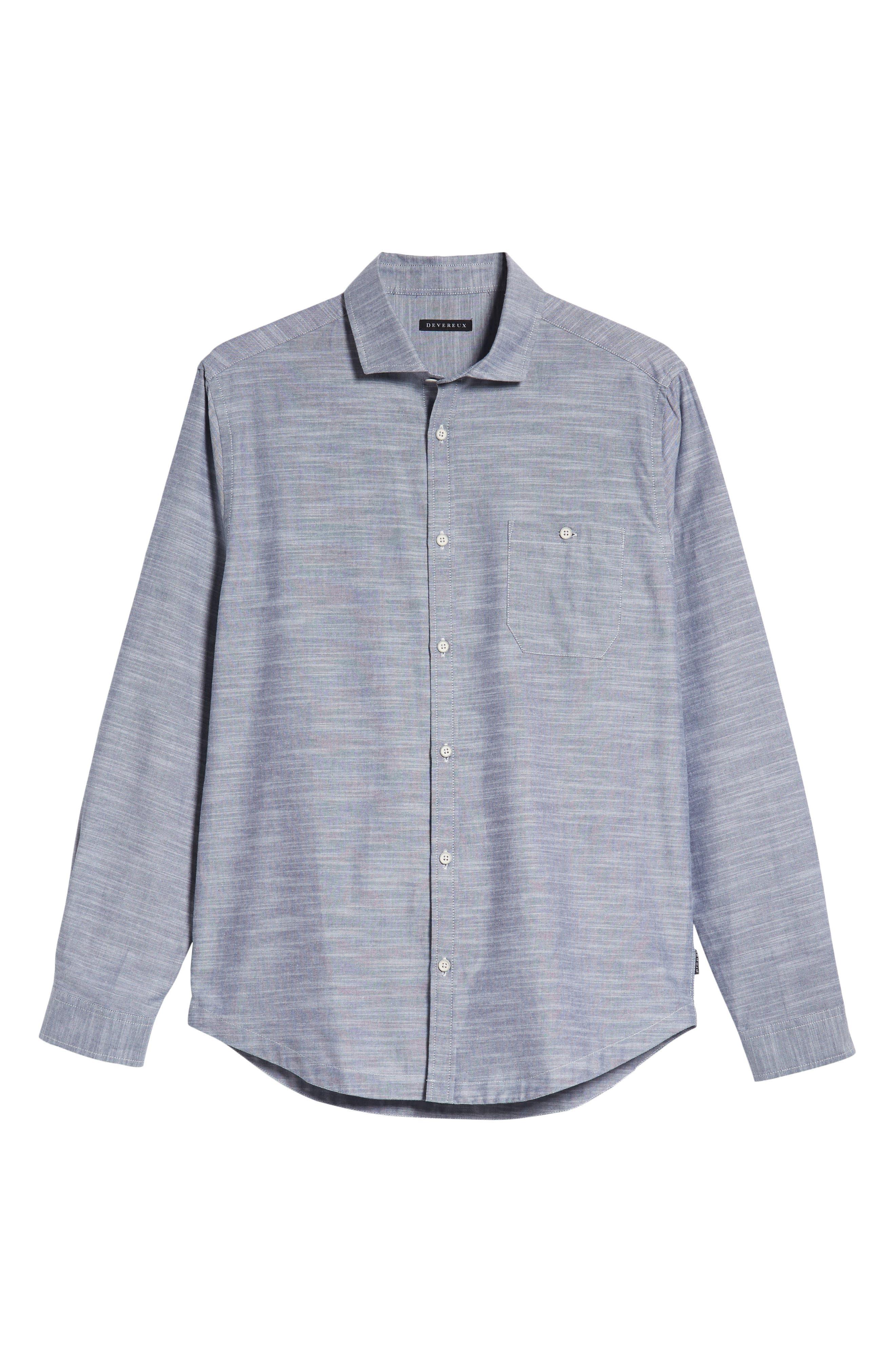 Rugger Regular Fit Sport Shirt,                             Alternate thumbnail 5, color,                             029