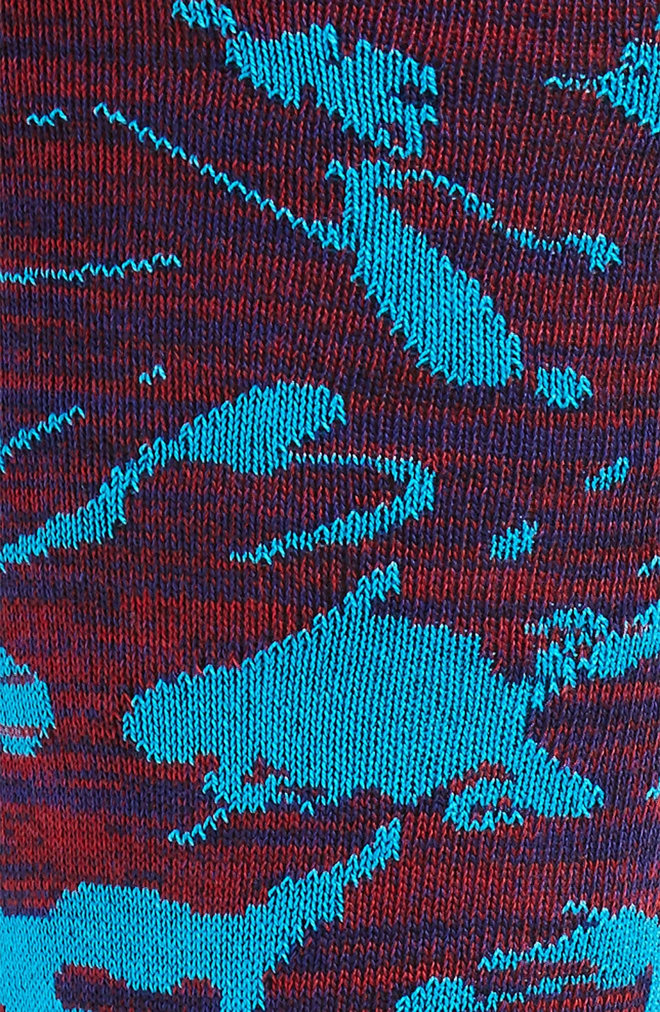 Cotton Blend Socks,                             Alternate thumbnail 4, color,