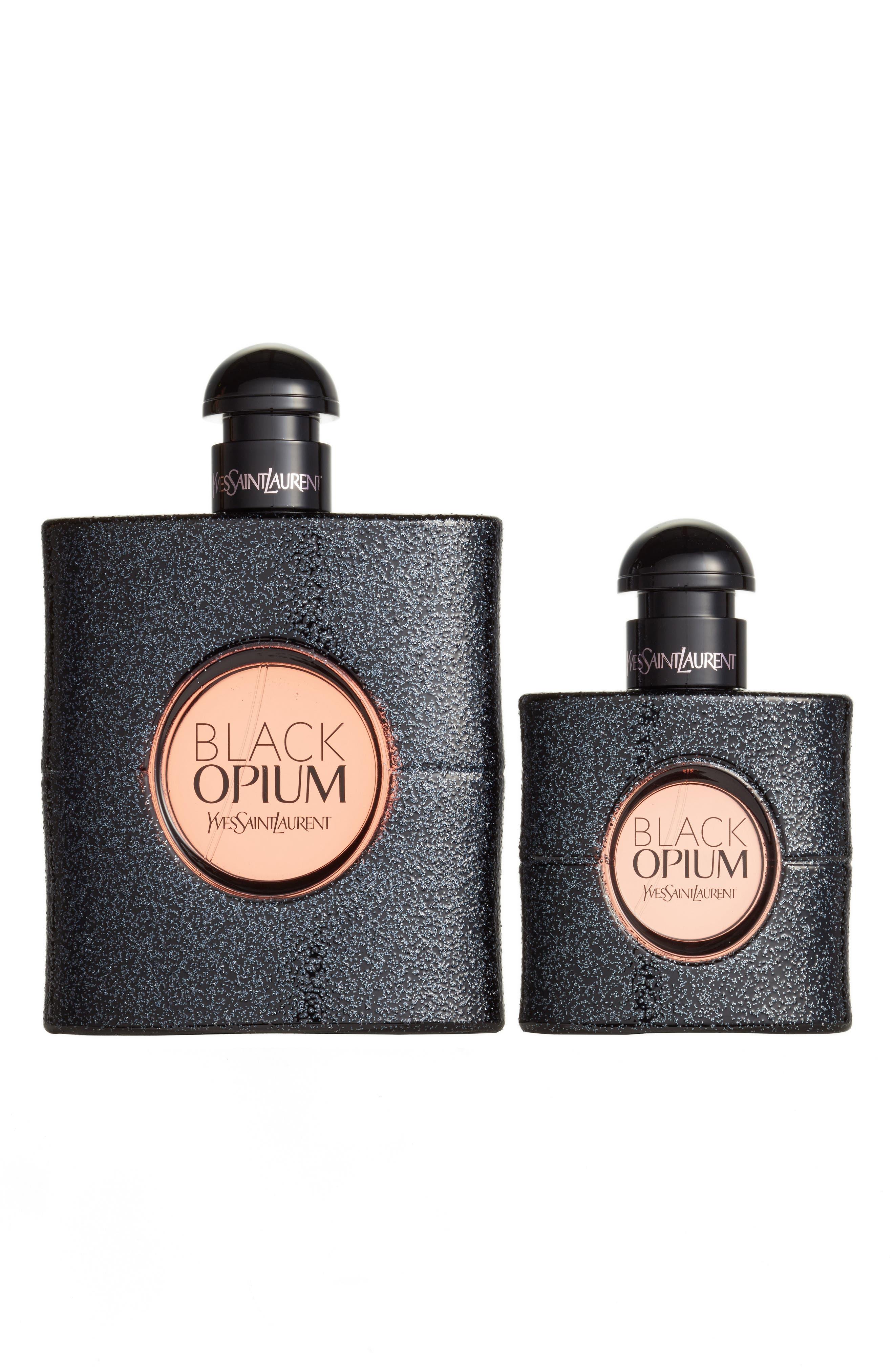 Black Opium Set,                             Alternate thumbnail 2, color,                             000