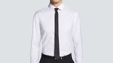 Mens dress shirts nordstrom high armholes cut closer through the chest narrow sleeves ccuart Images