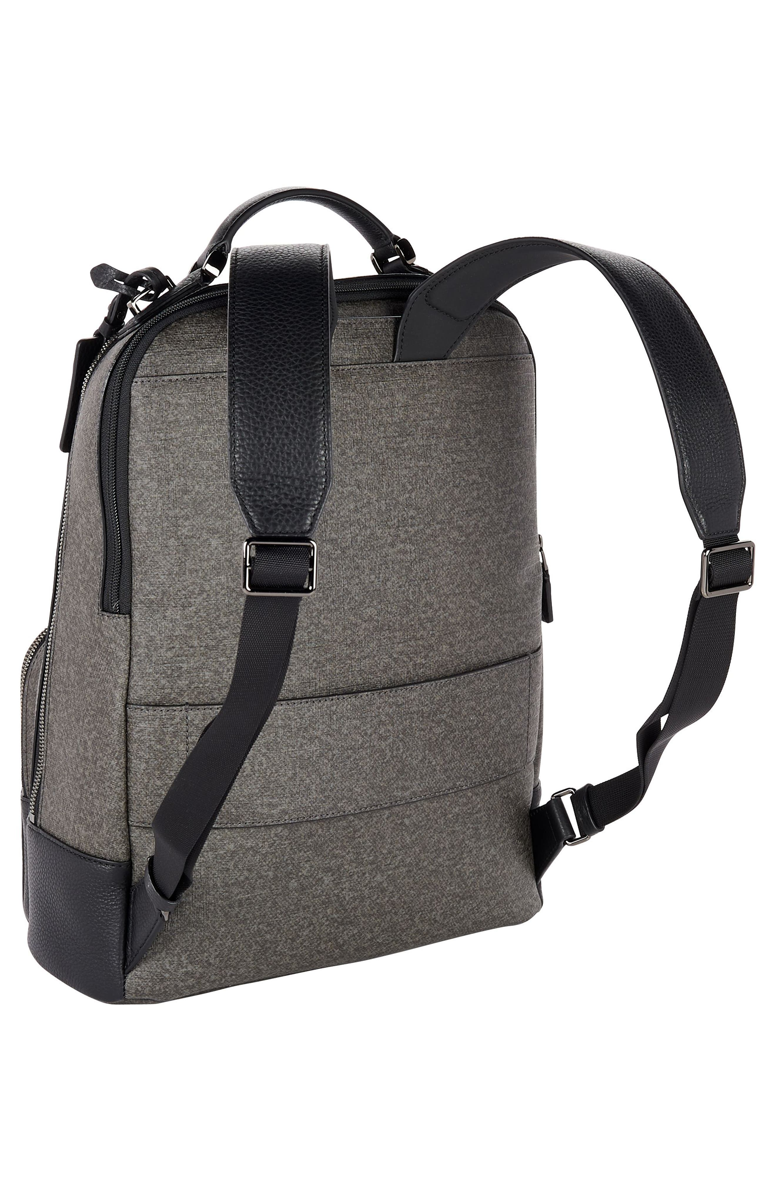 Stanton Gail Commuter Laptop Backpack,                             Alternate thumbnail 4, color,                             EARL GREY