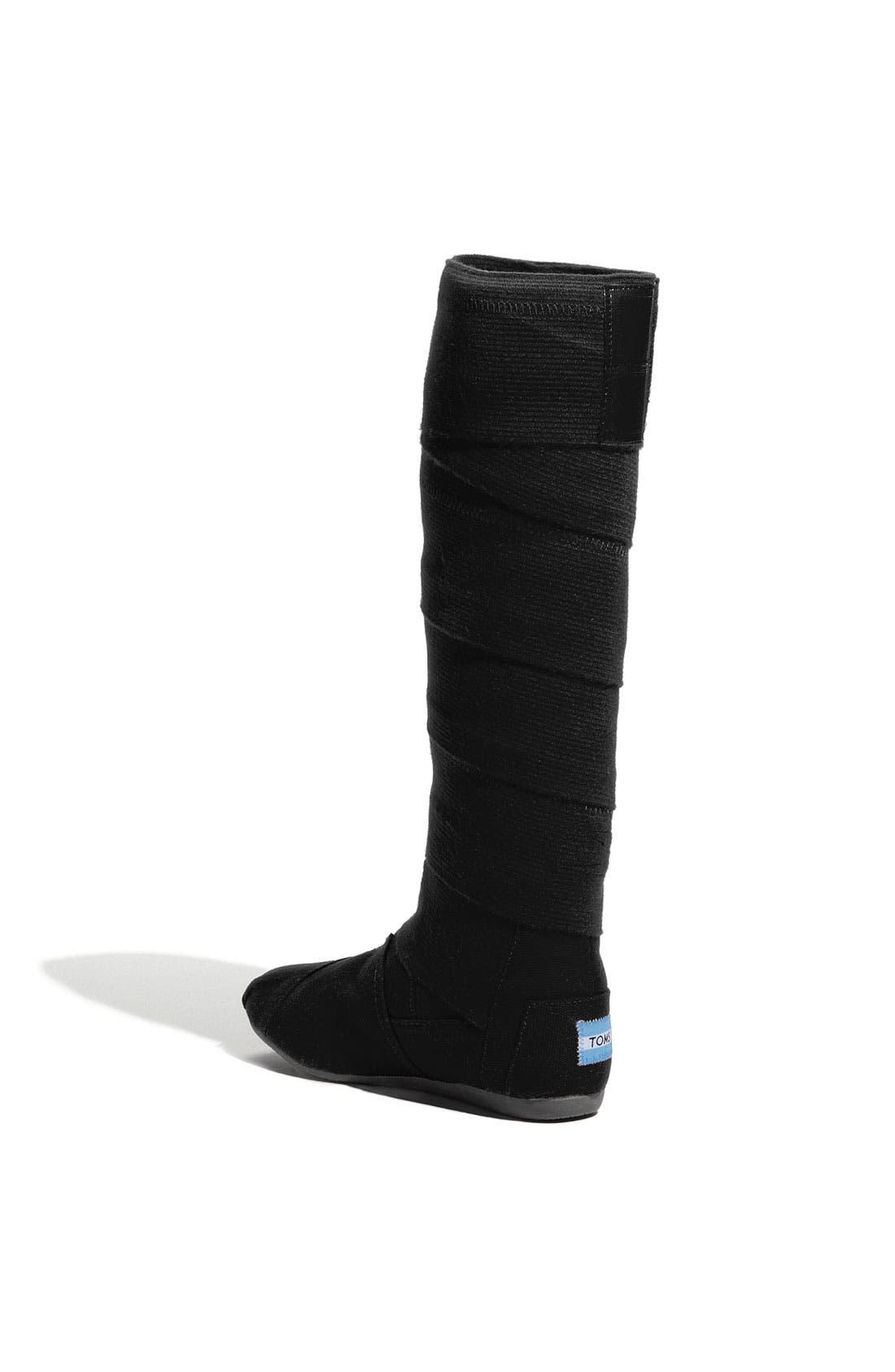 'Wrap' Boot,                             Alternate thumbnail 2, color,                             001