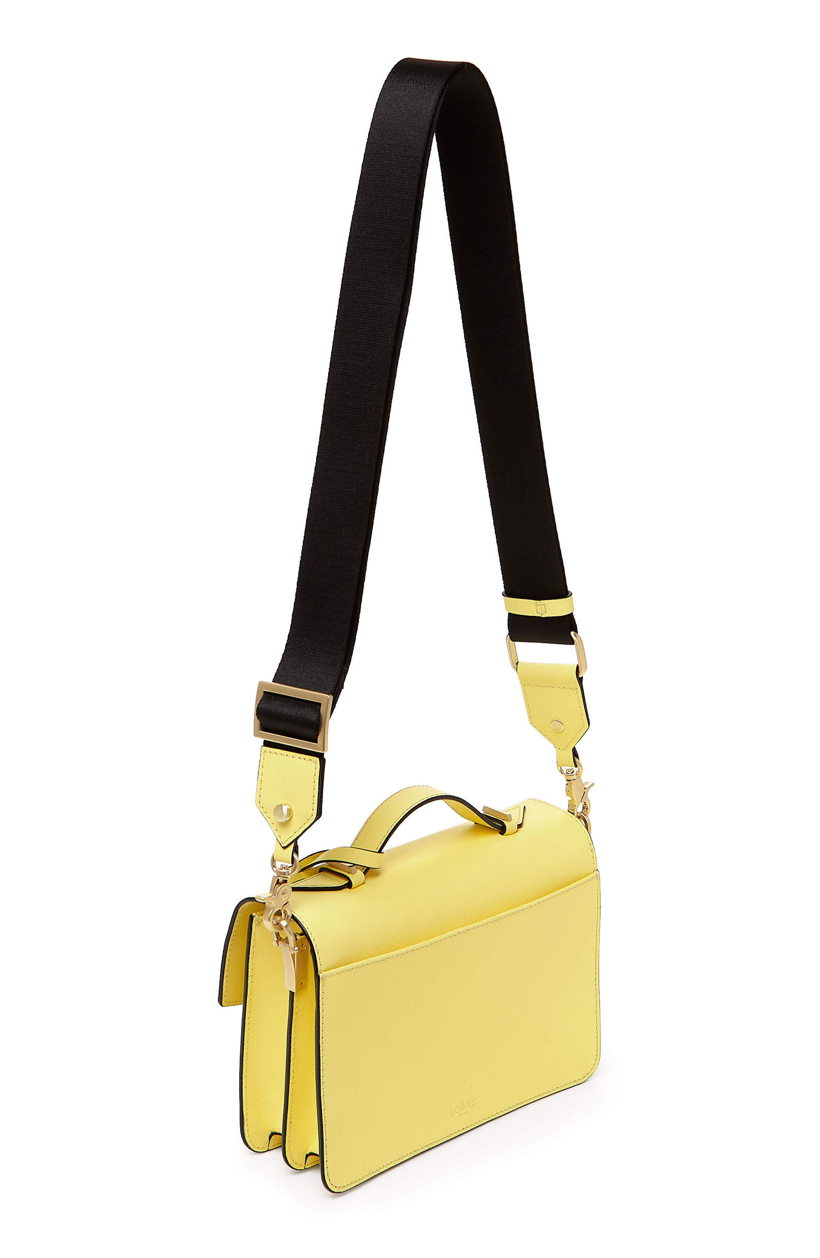 Cobble Hill Leather Crossbody Bag,                             Alternate thumbnail 74, color,