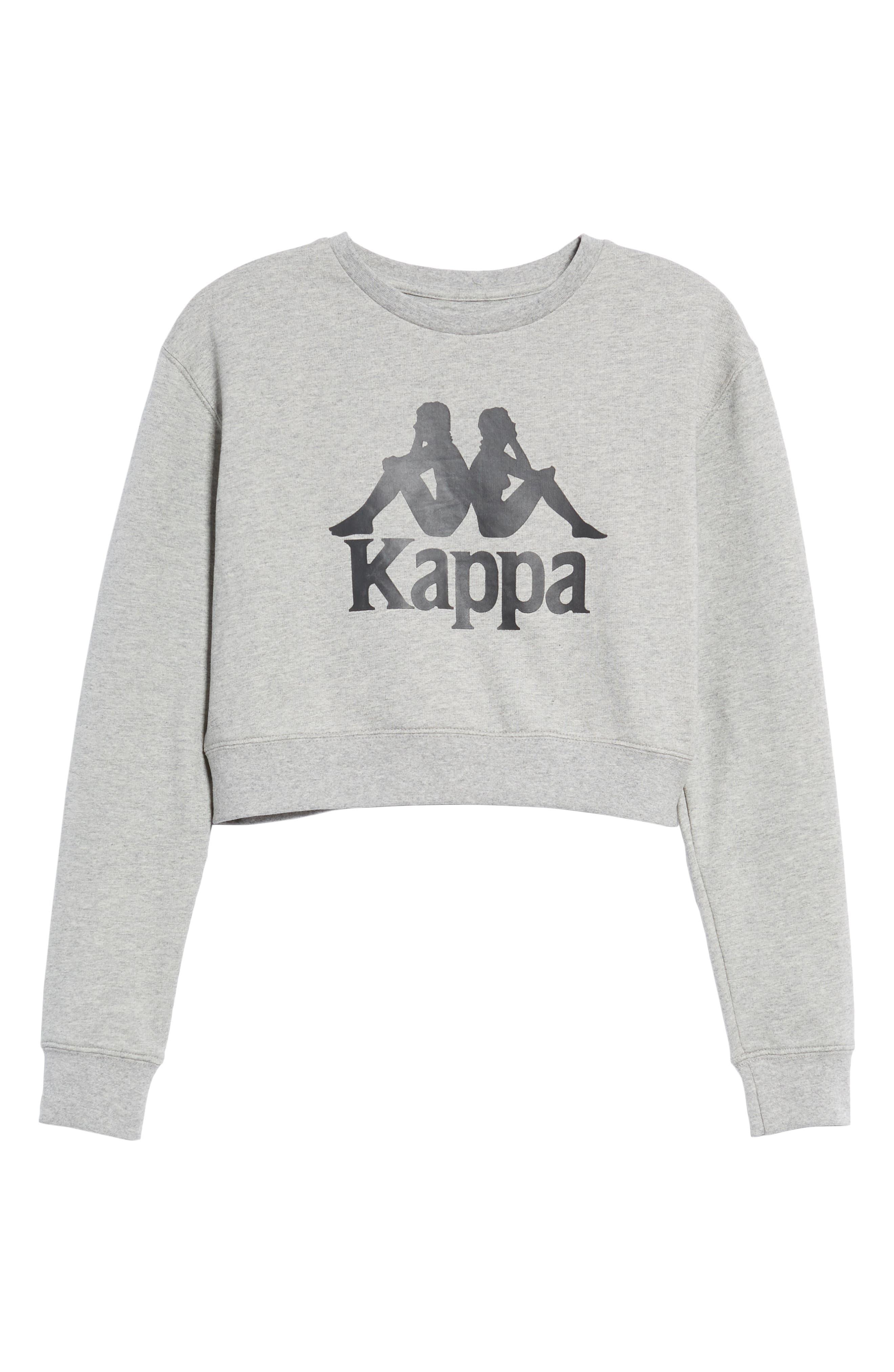 Bamm Bamm Crop Sweatshirt,                             Alternate thumbnail 22, color,