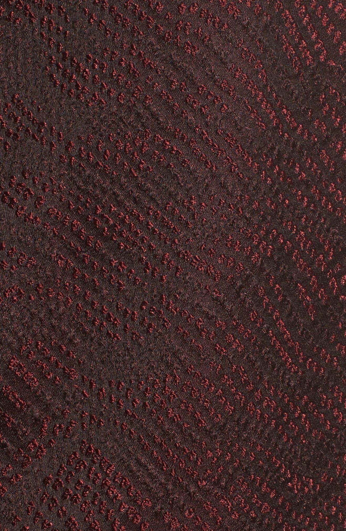 Silk Blend Jacquard Jacket,                             Alternate thumbnail 12, color,