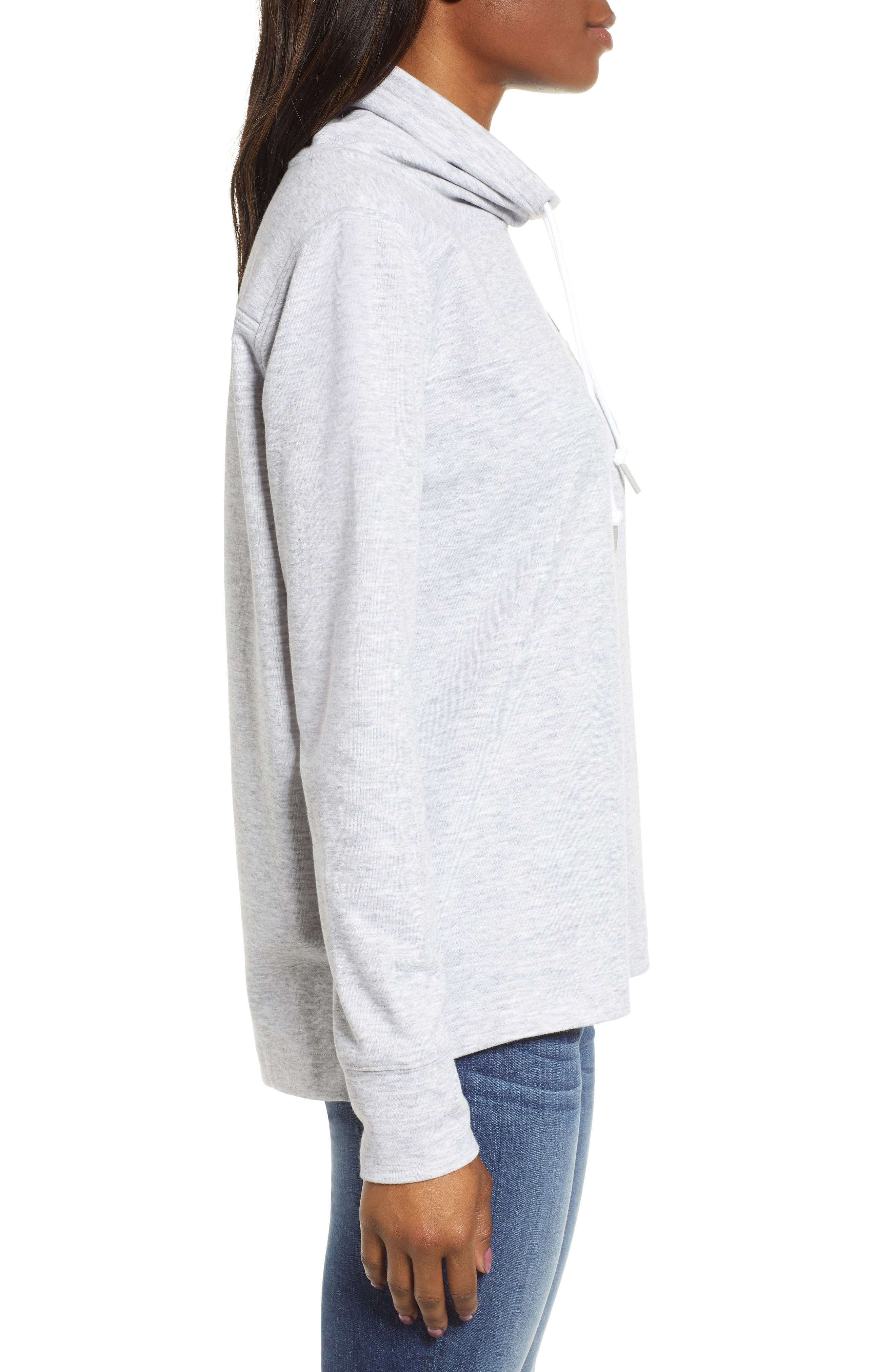 Double Face Pullover,                             Alternate thumbnail 3, color,                             039