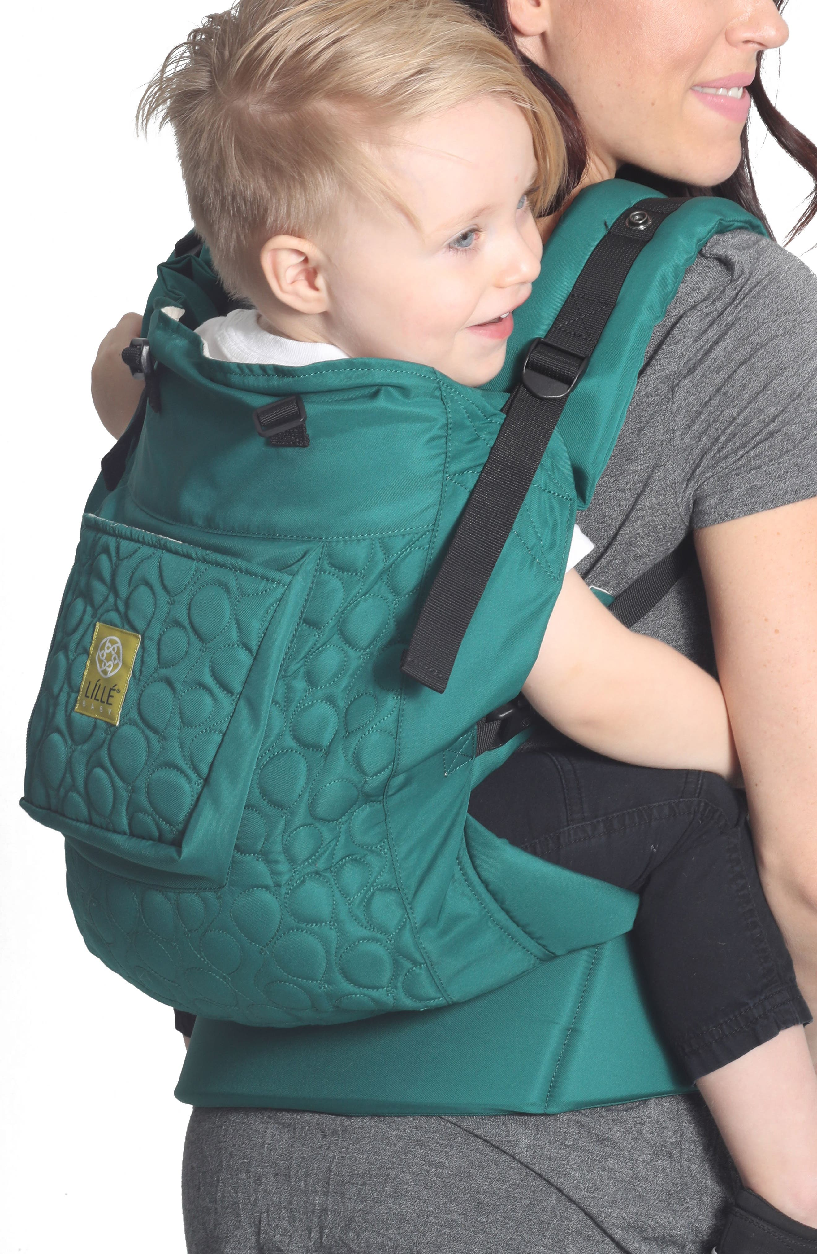 LILLEBABY,                             CarryOn<sup>™</sup> Embossed Toddler Carrier,                             Main thumbnail 1, color,                             300