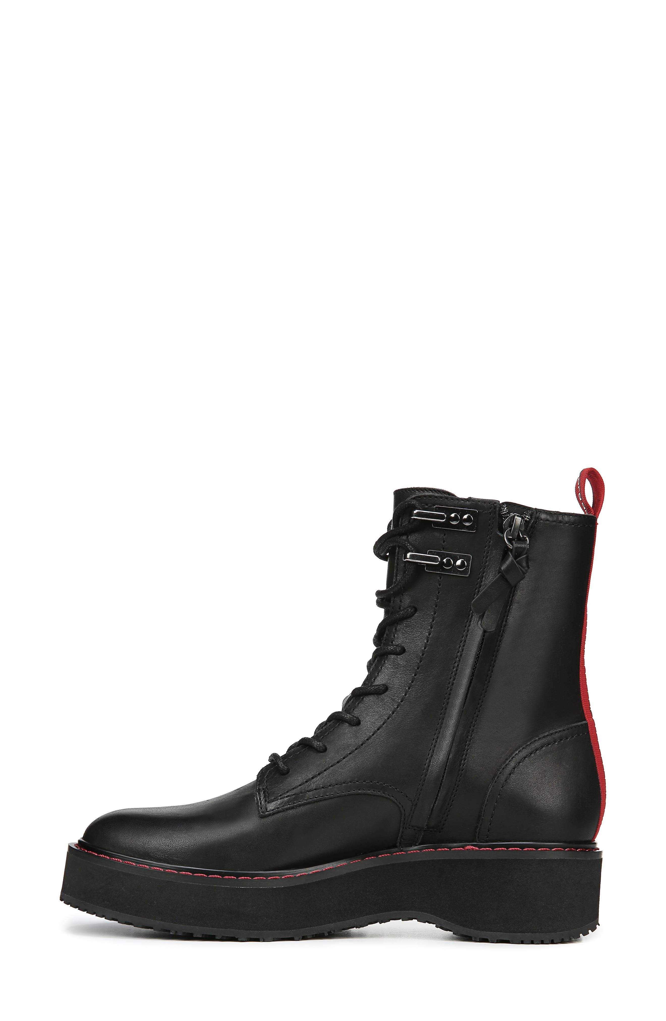 In Charge Boot,                             Alternate thumbnail 9, color,                             BLACK